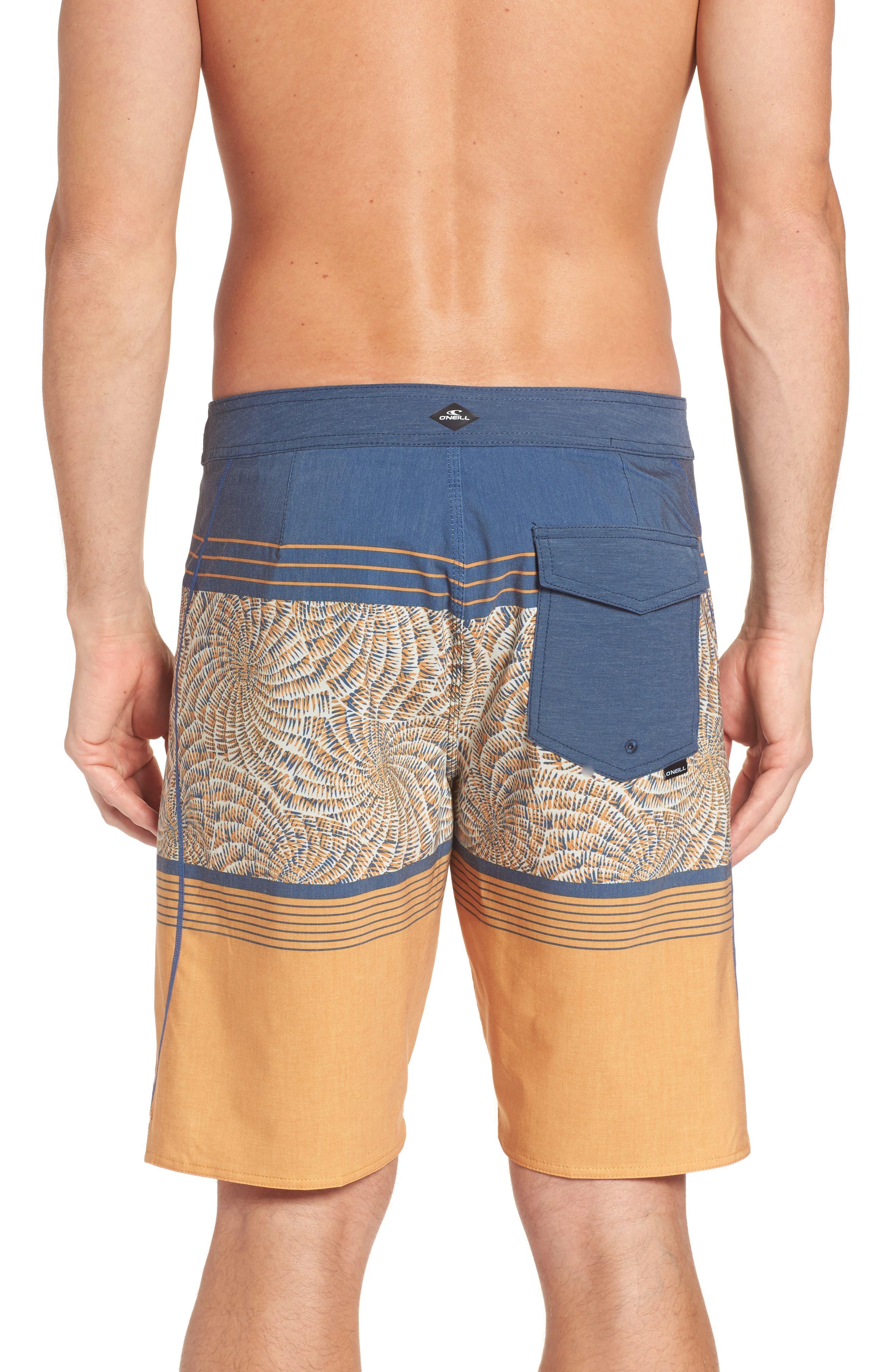 Hyperfreak Nautilus S-Seam Board Shorts,                             Alternate thumbnail 2, color,                             709
