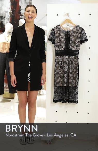 Juliette Lace Sheath Dress, sales video thumbnail