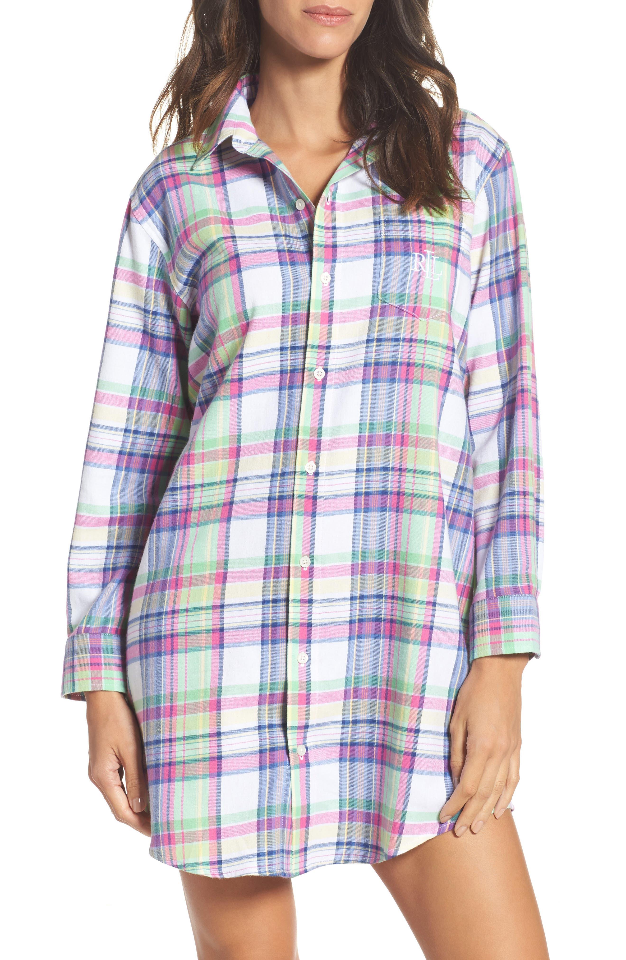 Sleep Shirt,                             Main thumbnail 1, color,                             304