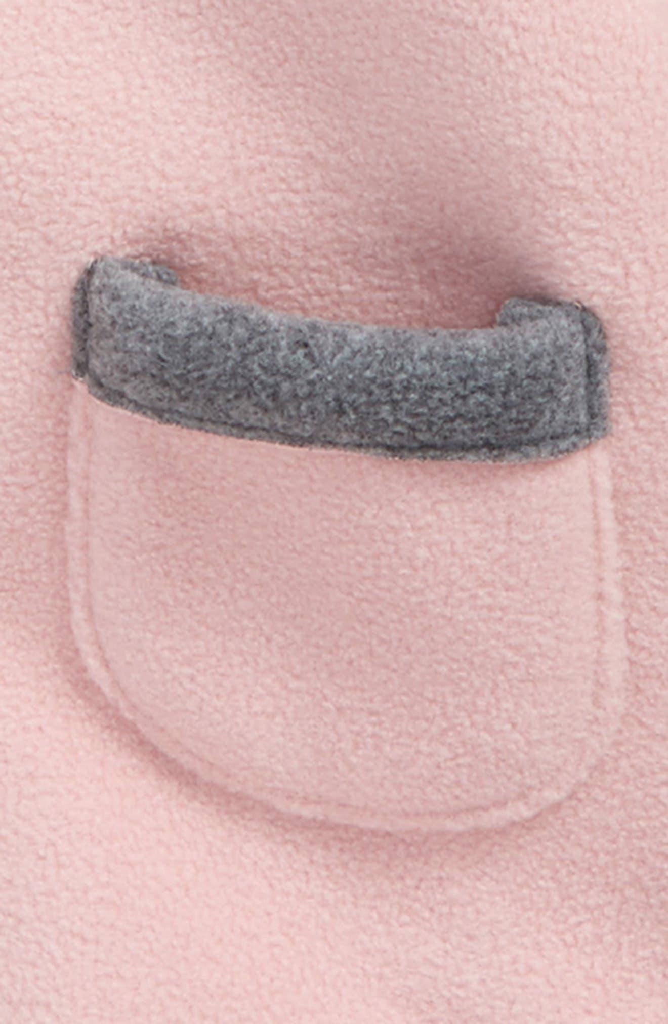 Bunny Fleece Jacket,                             Alternate thumbnail 2, color,