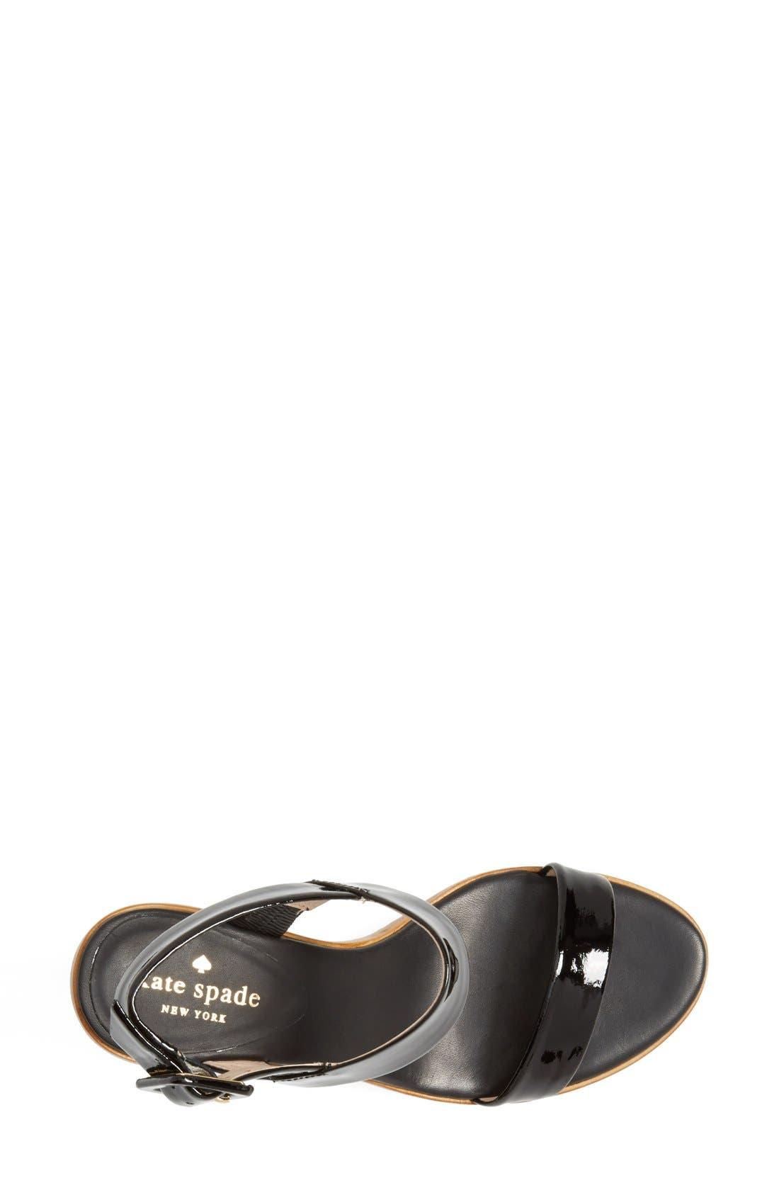 'nice' sandal,                             Alternate thumbnail 2, color,                             001