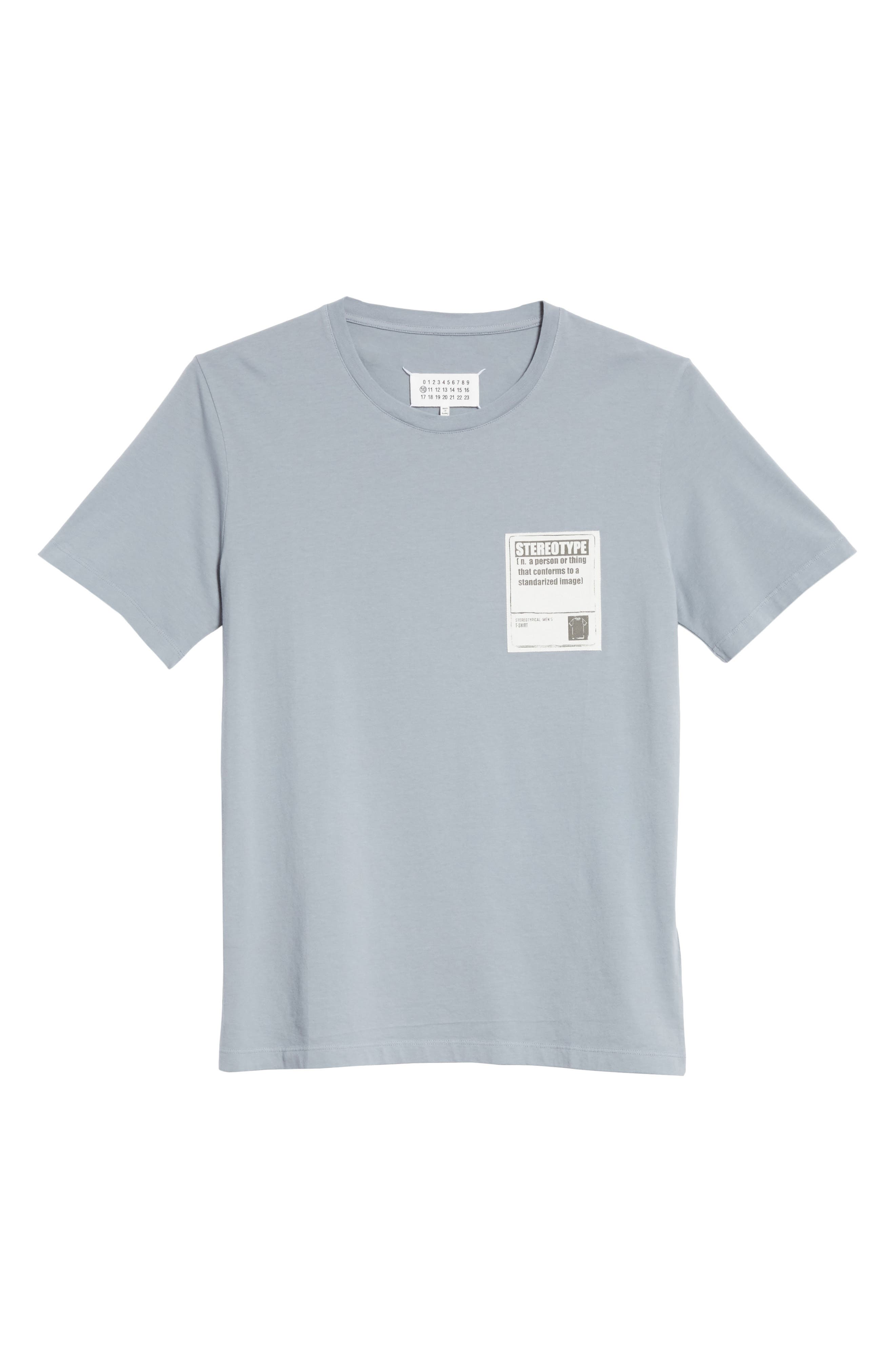 Stereotype Pocket T-Shirt,                             Alternate thumbnail 6, color,                             020