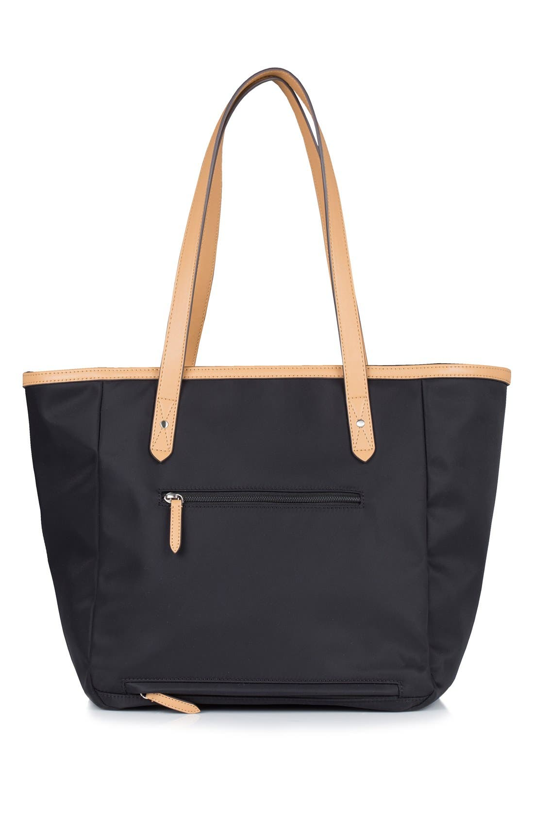'Everyday' Diaper Tote,                             Alternate thumbnail 4, color,                             001