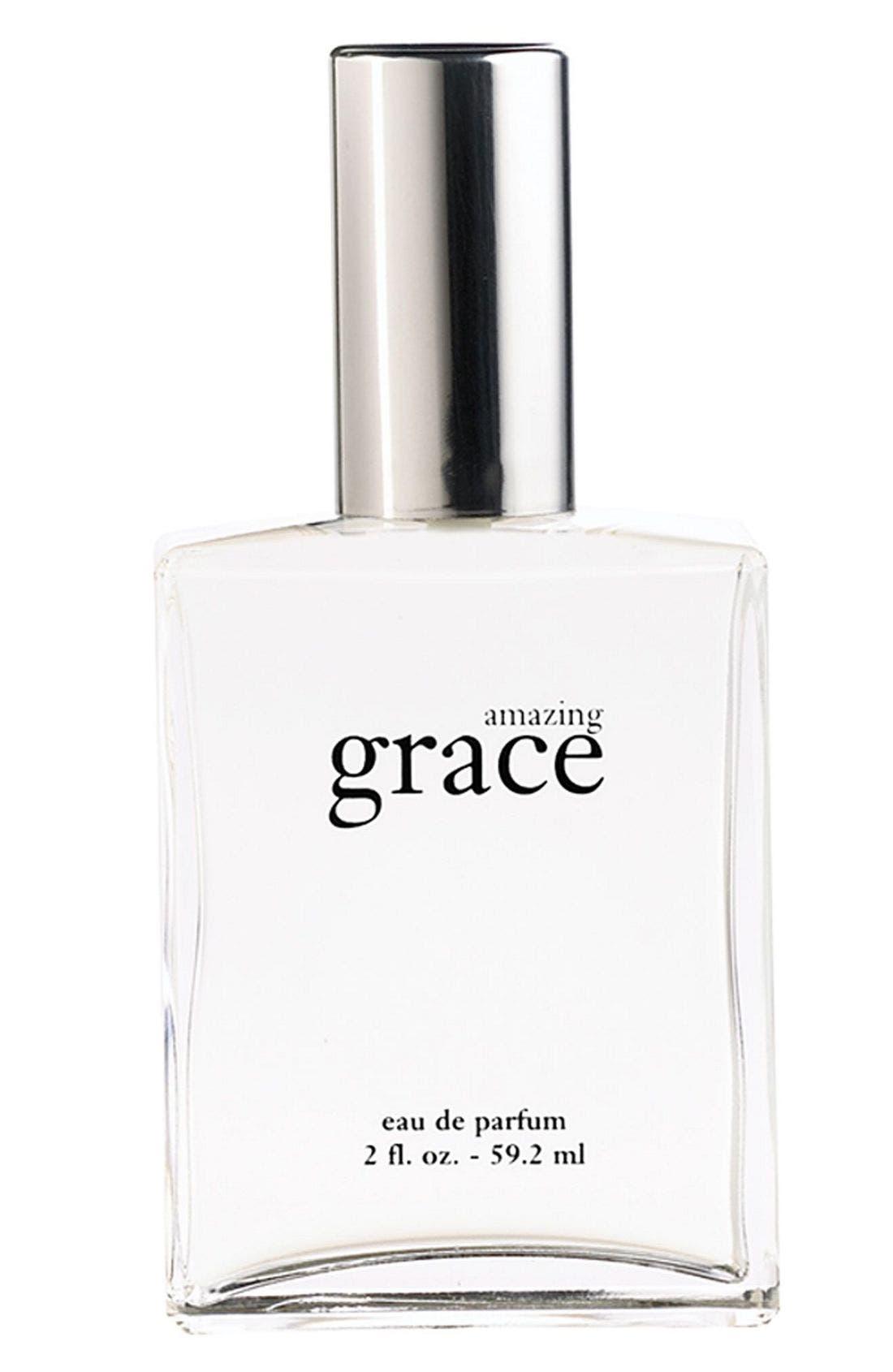 'amazing grace' eau de parfum spray,                             Alternate thumbnail 3, color,                             NO COLOR