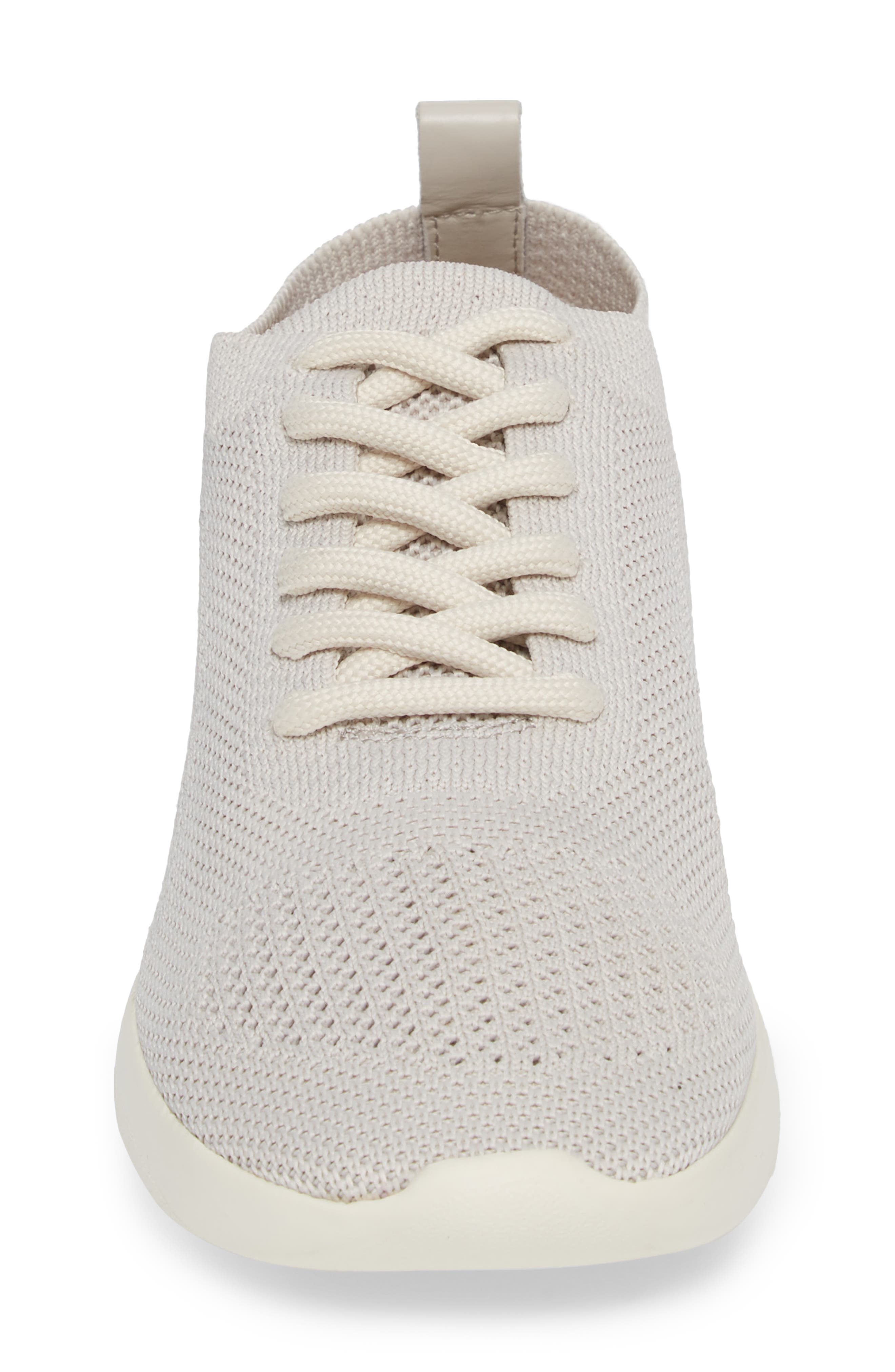 Randee Sneaker,                             Alternate thumbnail 4, color,                             MOON FABRIC