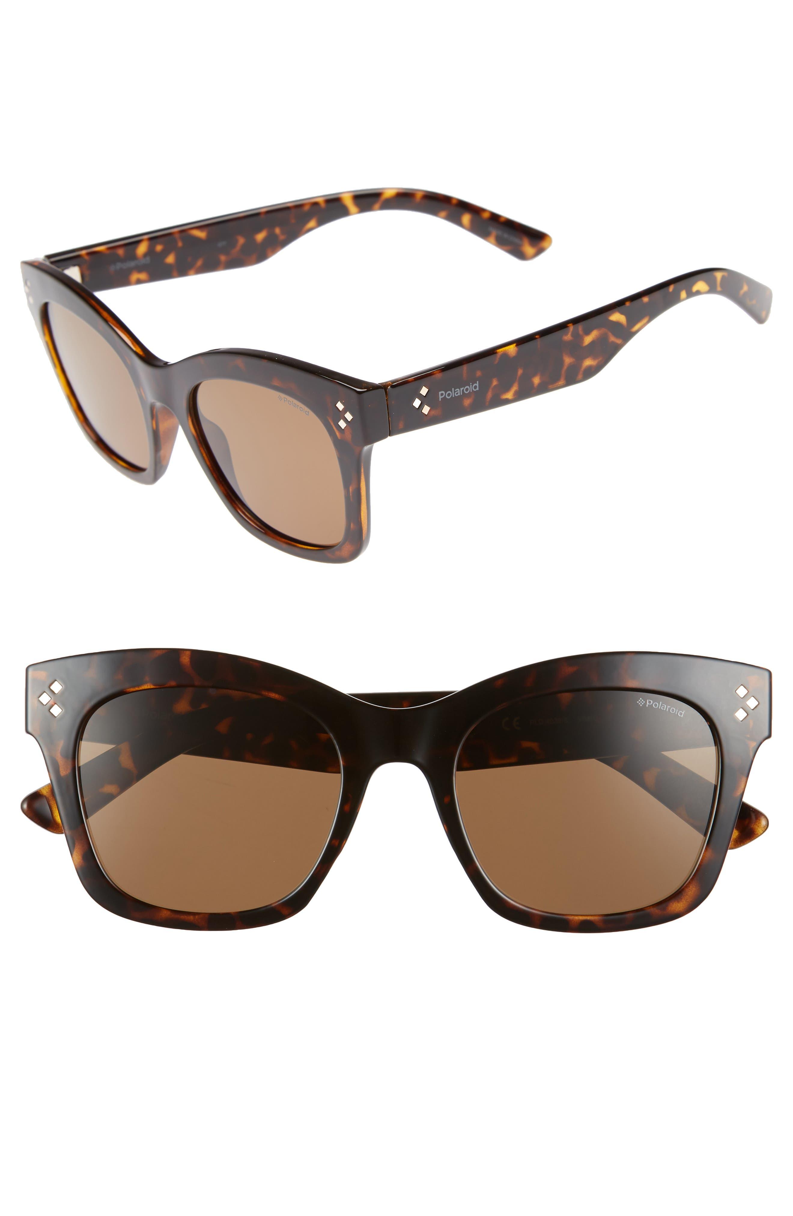 Core 51mm Polarized Sunglasses,                             Main thumbnail 3, color,
