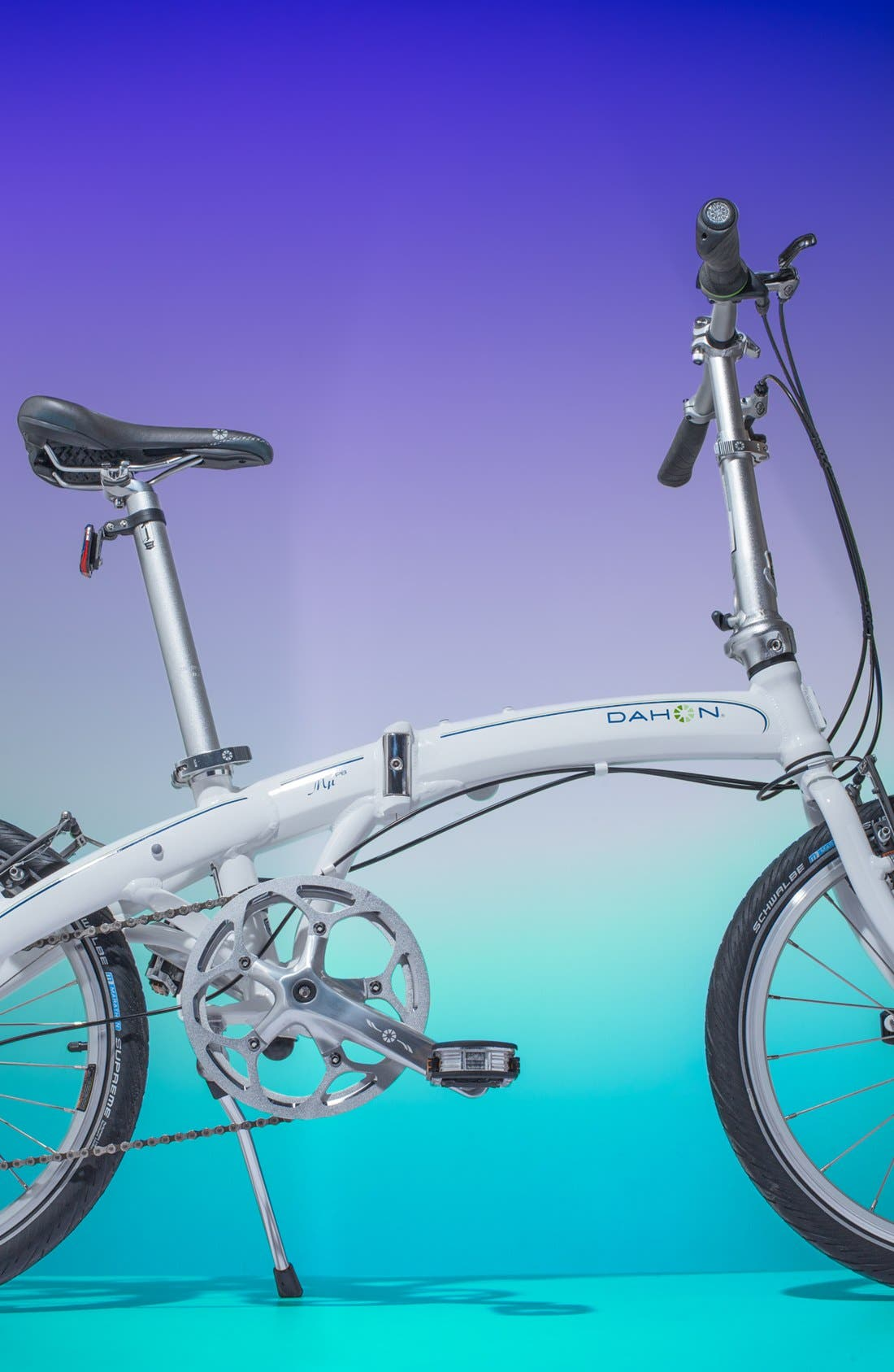 DAHON,                             'Mu P8' Folding Bike,                             Main thumbnail 1, color,                             100