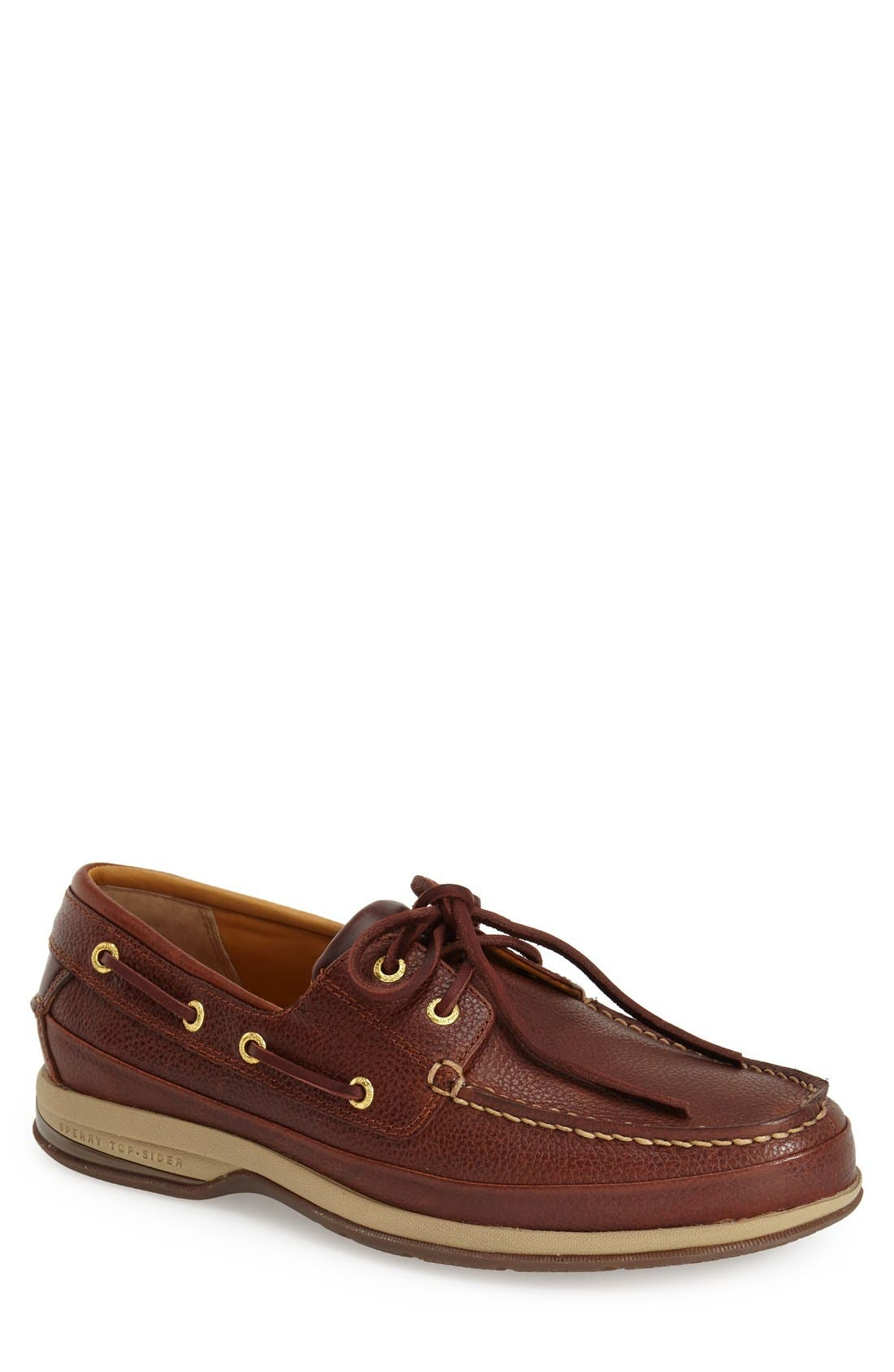 SPERRY 'Gold Cup 2-Eye ASV' Boat Shoe, Main, color, 200