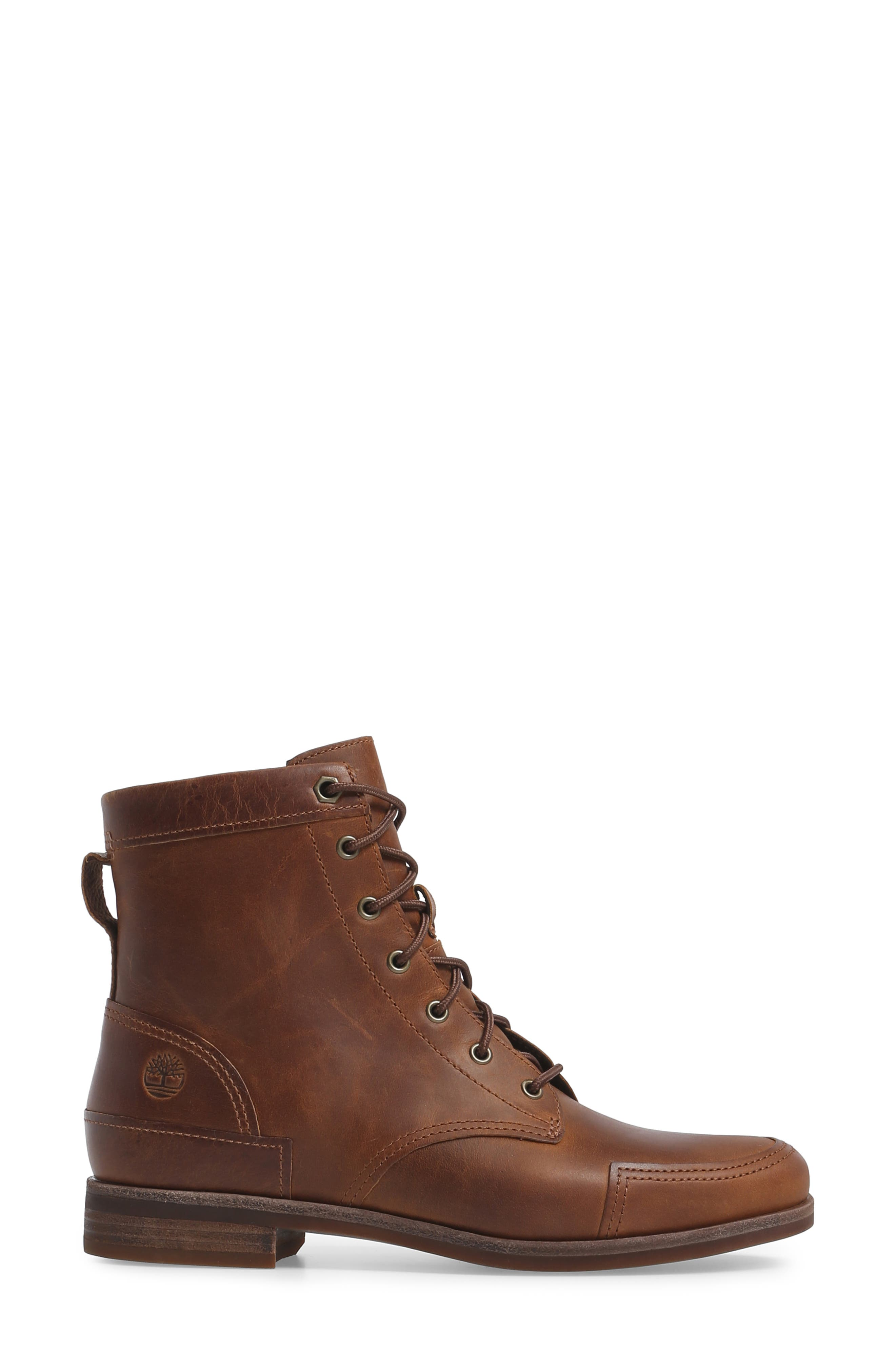 Somers Falls Lace-Up Boot,                             Alternate thumbnail 6, color,