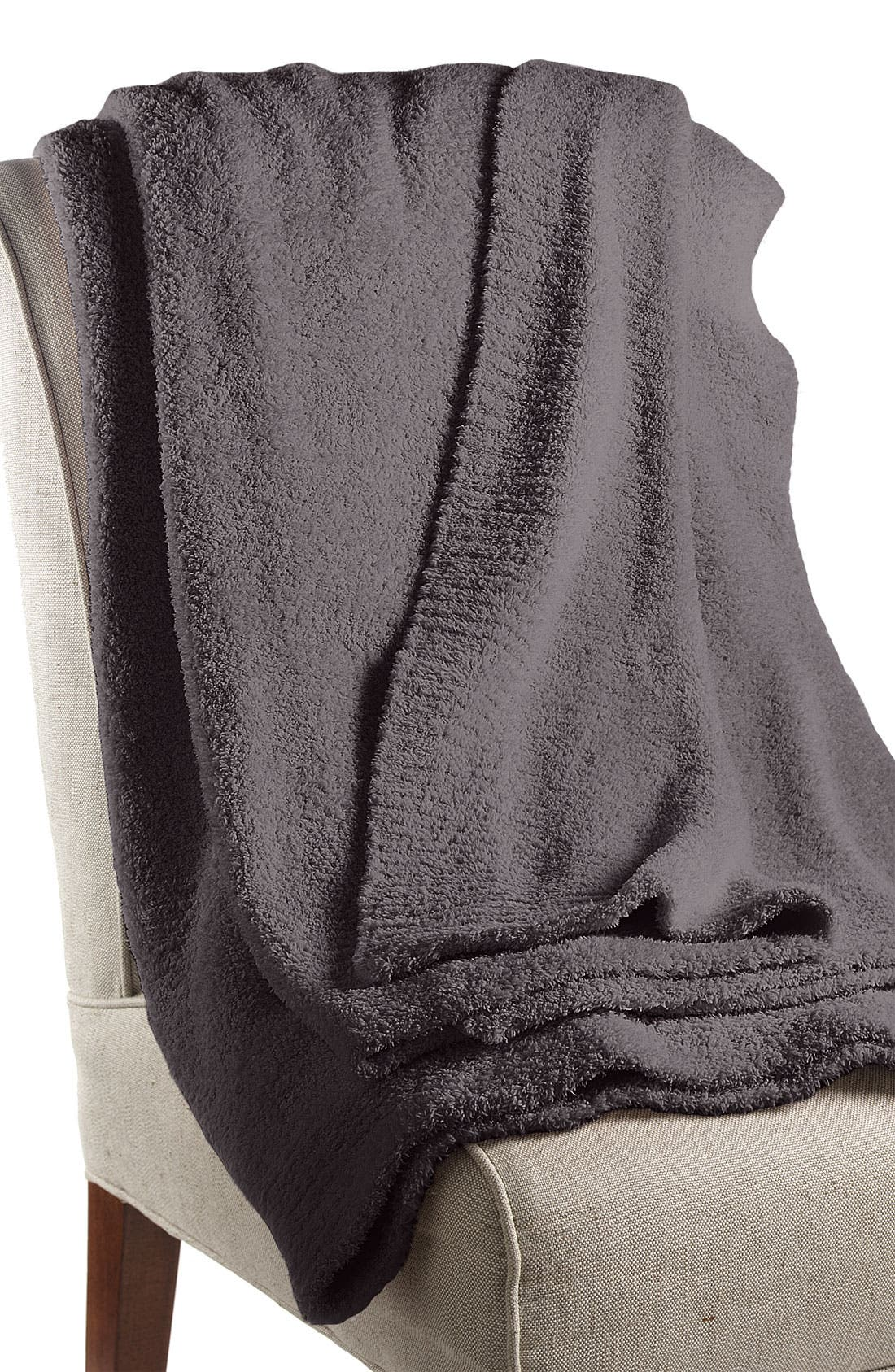 'CozyChic<sup>®</sup>' Ribbed Blanket,                         Main,                         color, 020