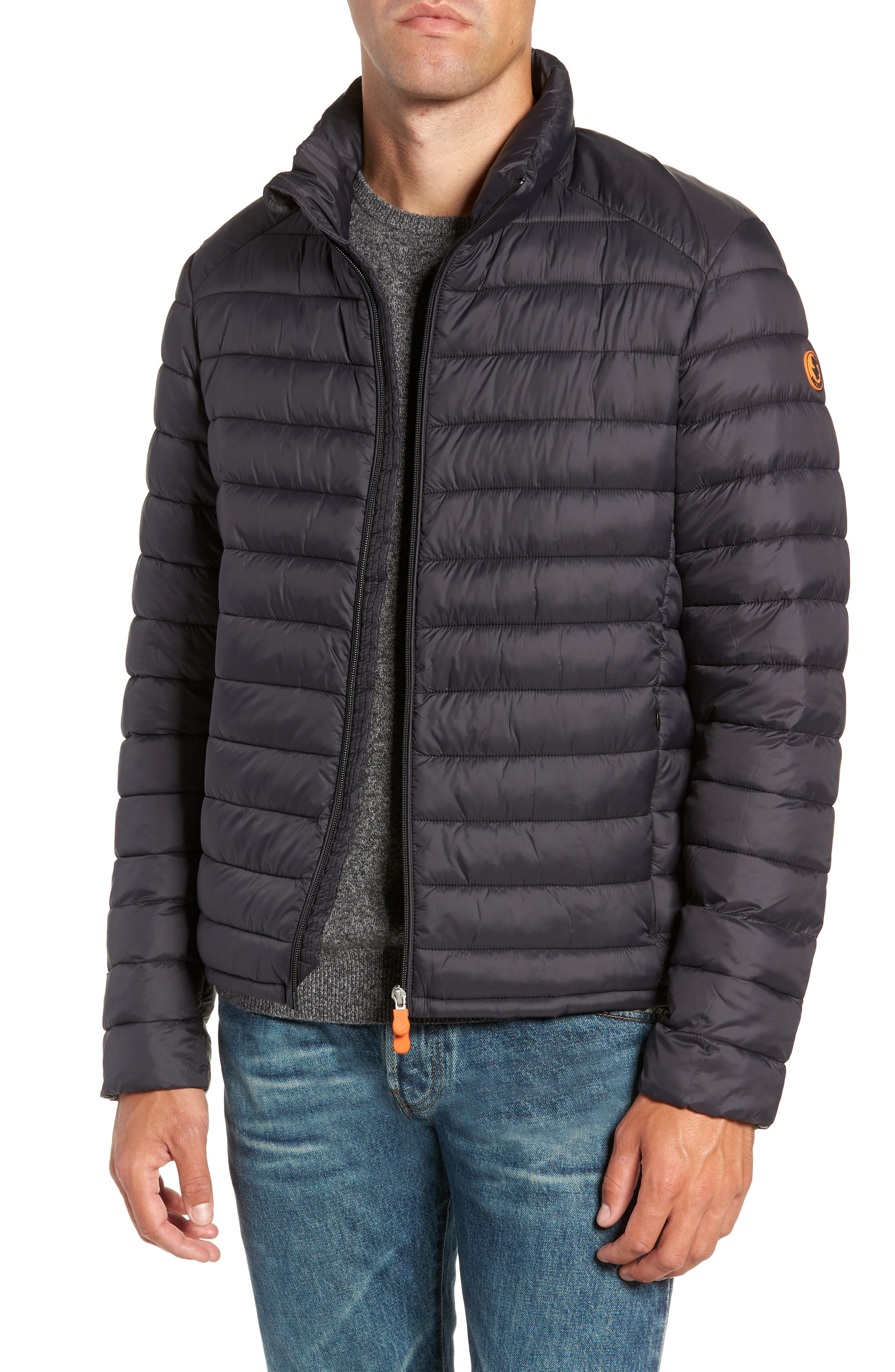 PLUMTECH<sup>®</sup> Insulated Packable Jacket,                             Main thumbnail 1, color,                             001