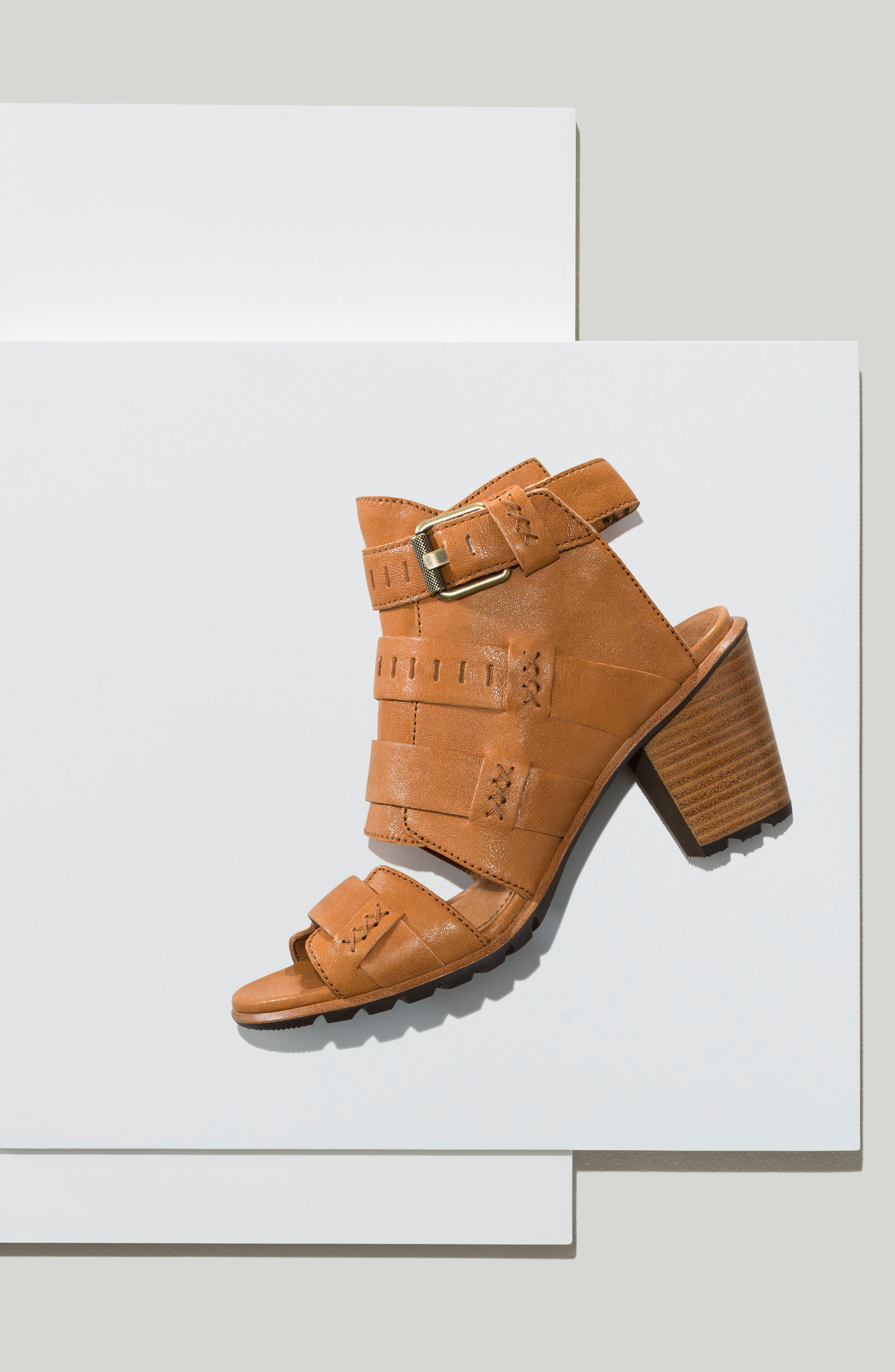 Nadia Buckle Bootie,                             Alternate thumbnail 7, color,