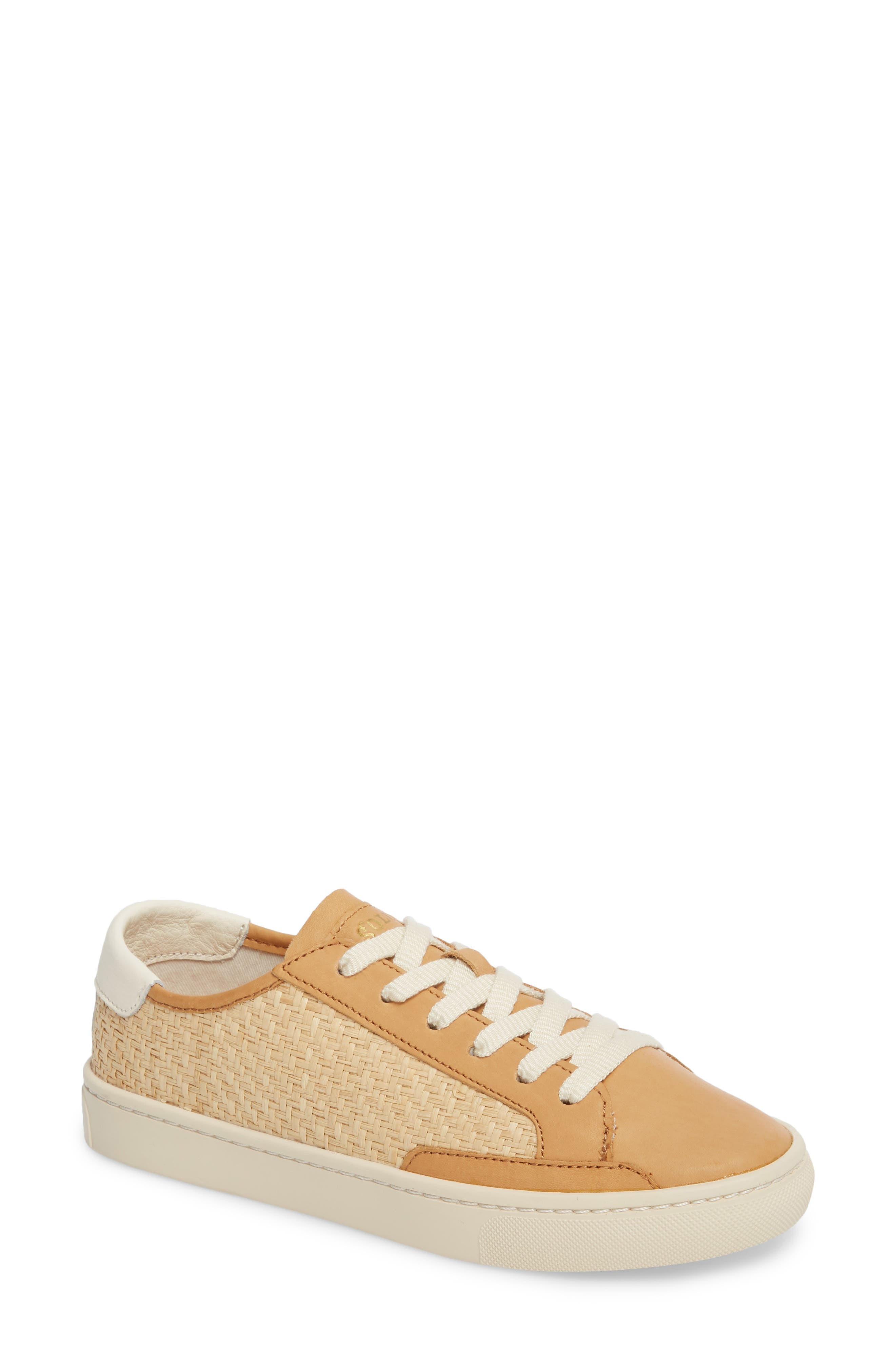 Ibiza Raffia Sneaker,                         Main,                         color, 250