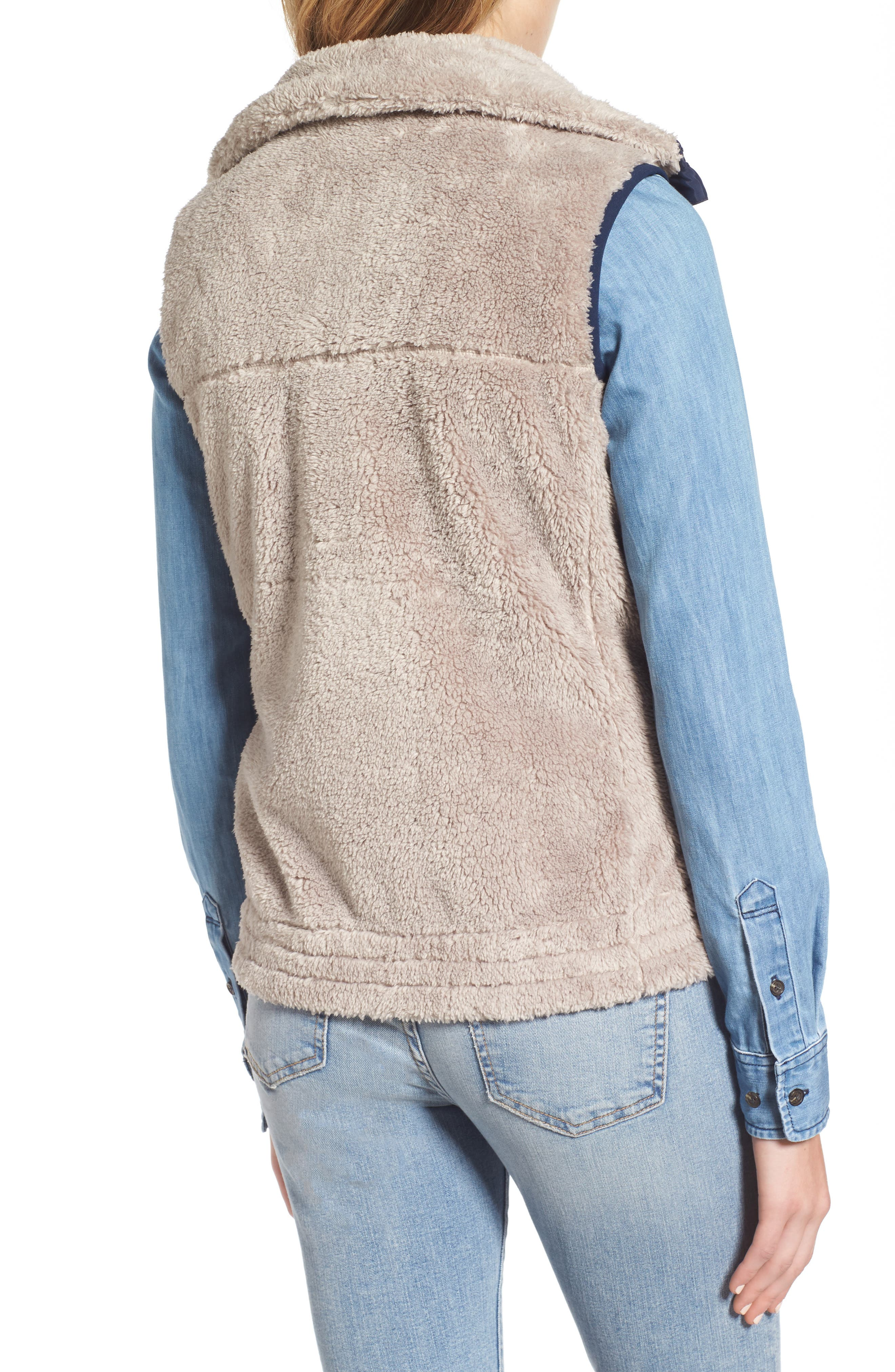 Fleece Vest,                             Alternate thumbnail 2, color,                             252