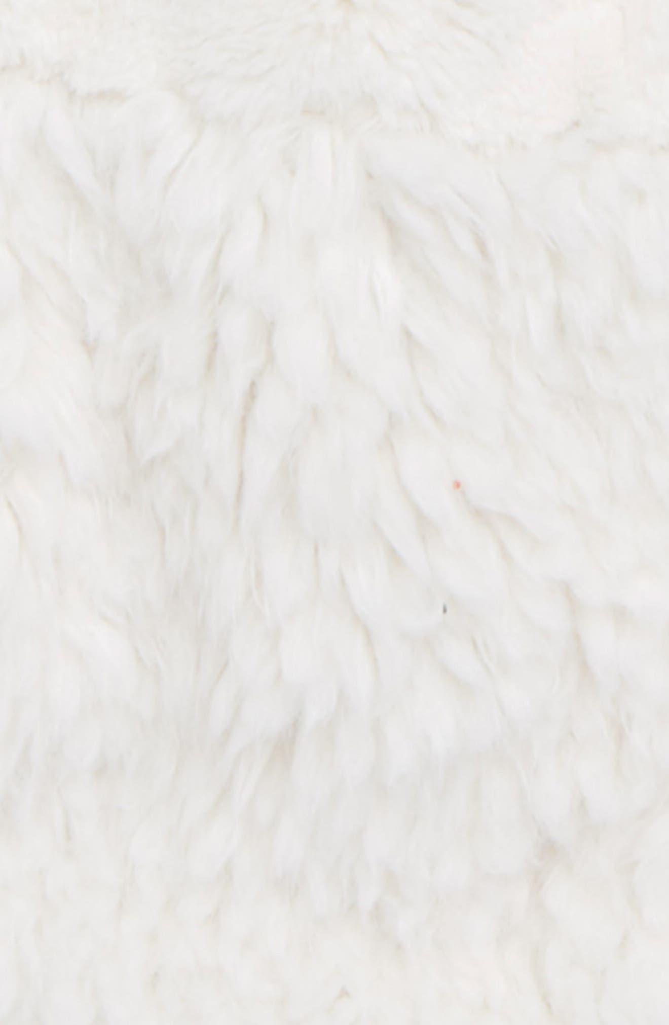 Faux Fur Bomber Jacket,                             Alternate thumbnail 2, color,                             900