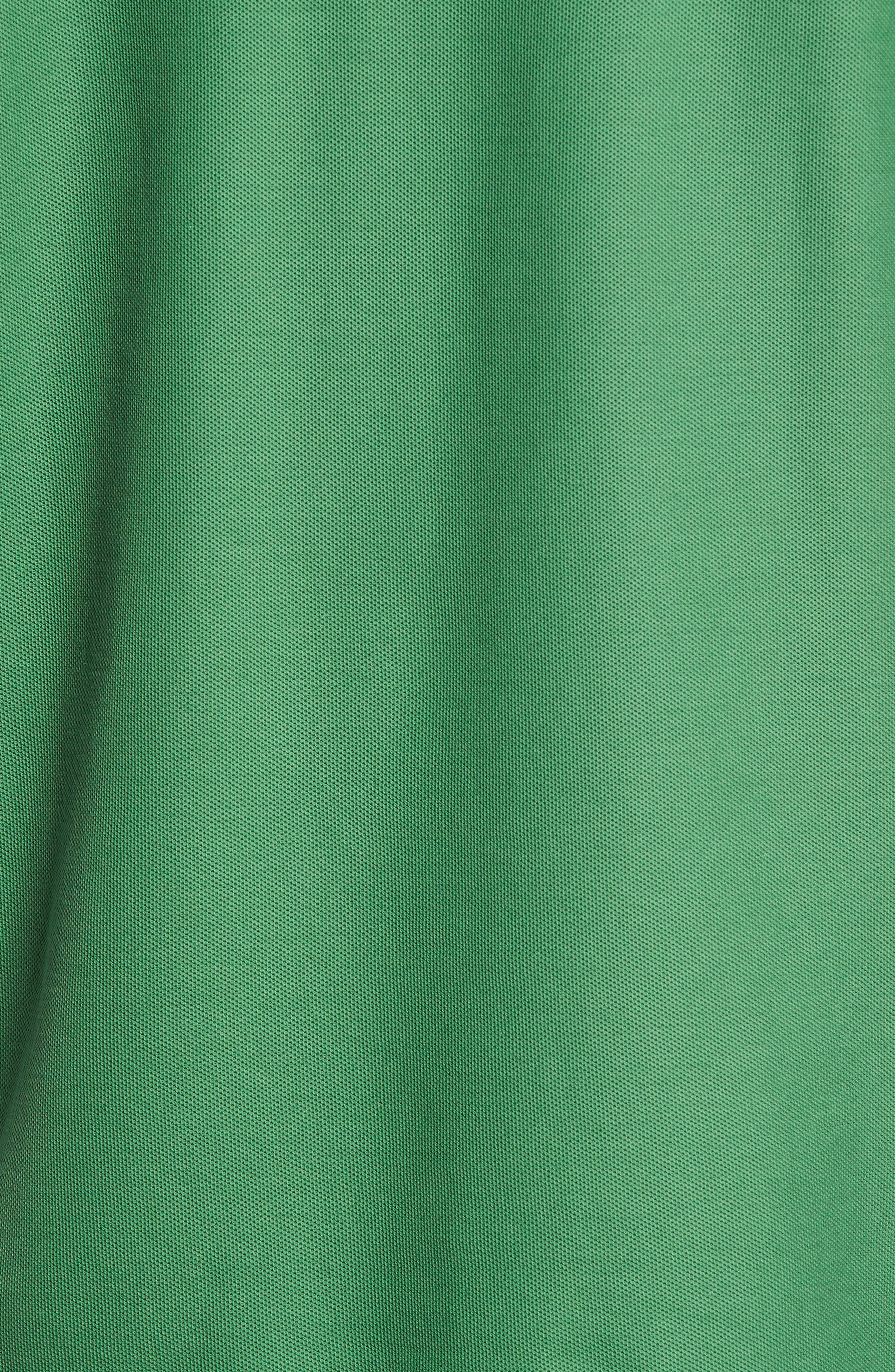 Classic Regular Fit Piqué Polo,                             Alternate thumbnail 85, color,