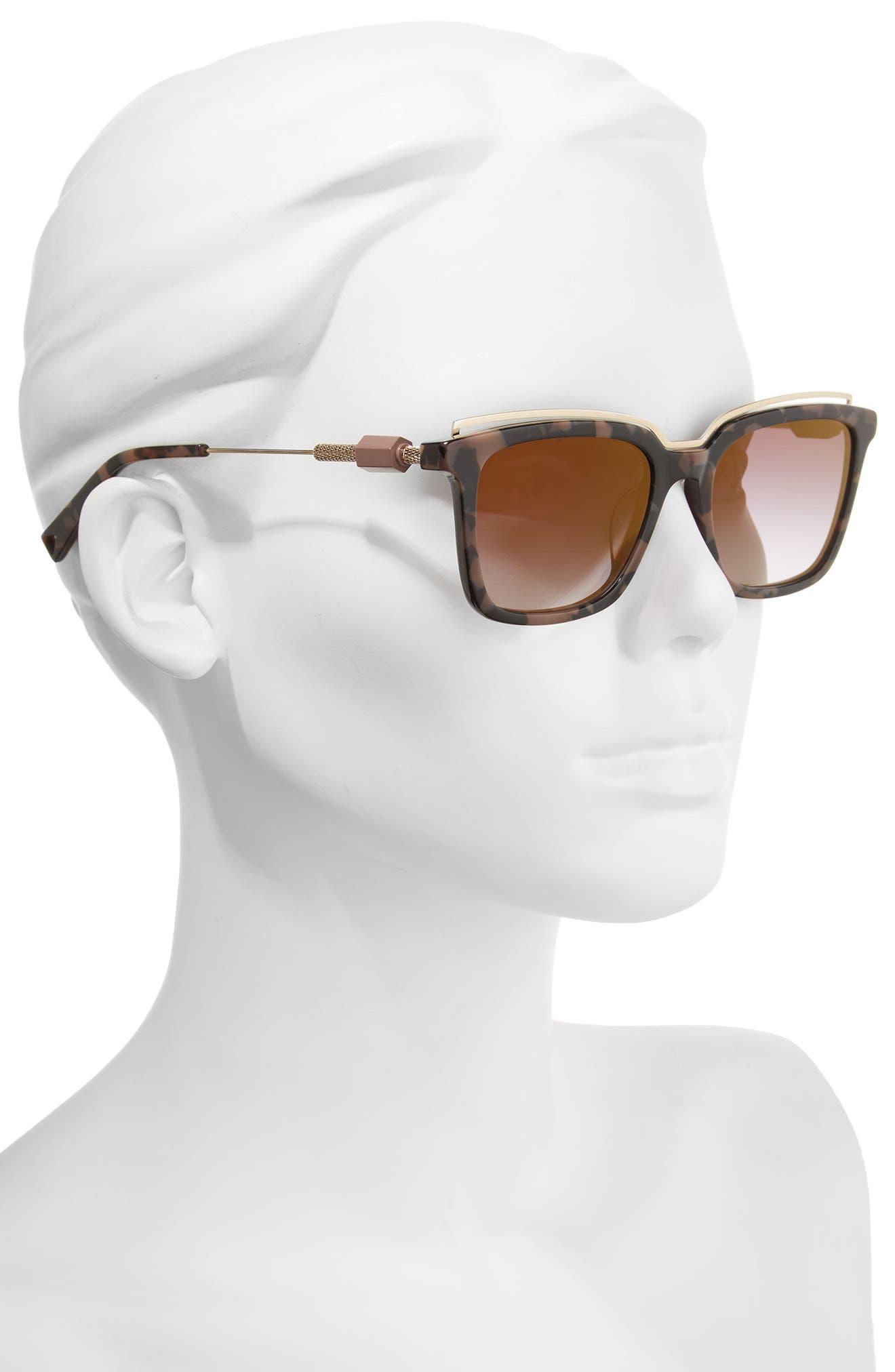Opus 54mm Sunglasses,                             Alternate thumbnail 5, color,
