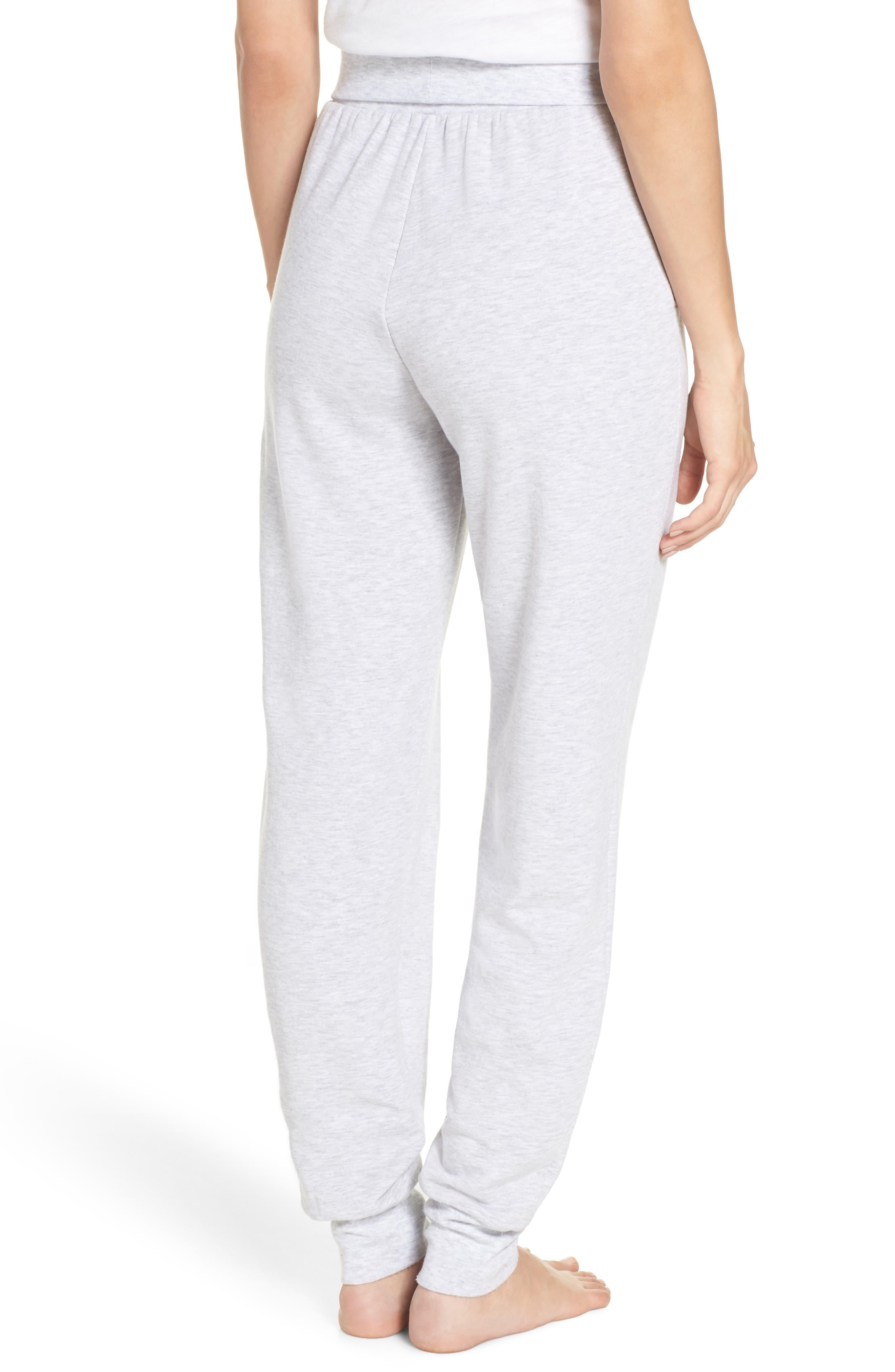 Jogger Pajama Pants,                             Alternate thumbnail 2, color,                             020