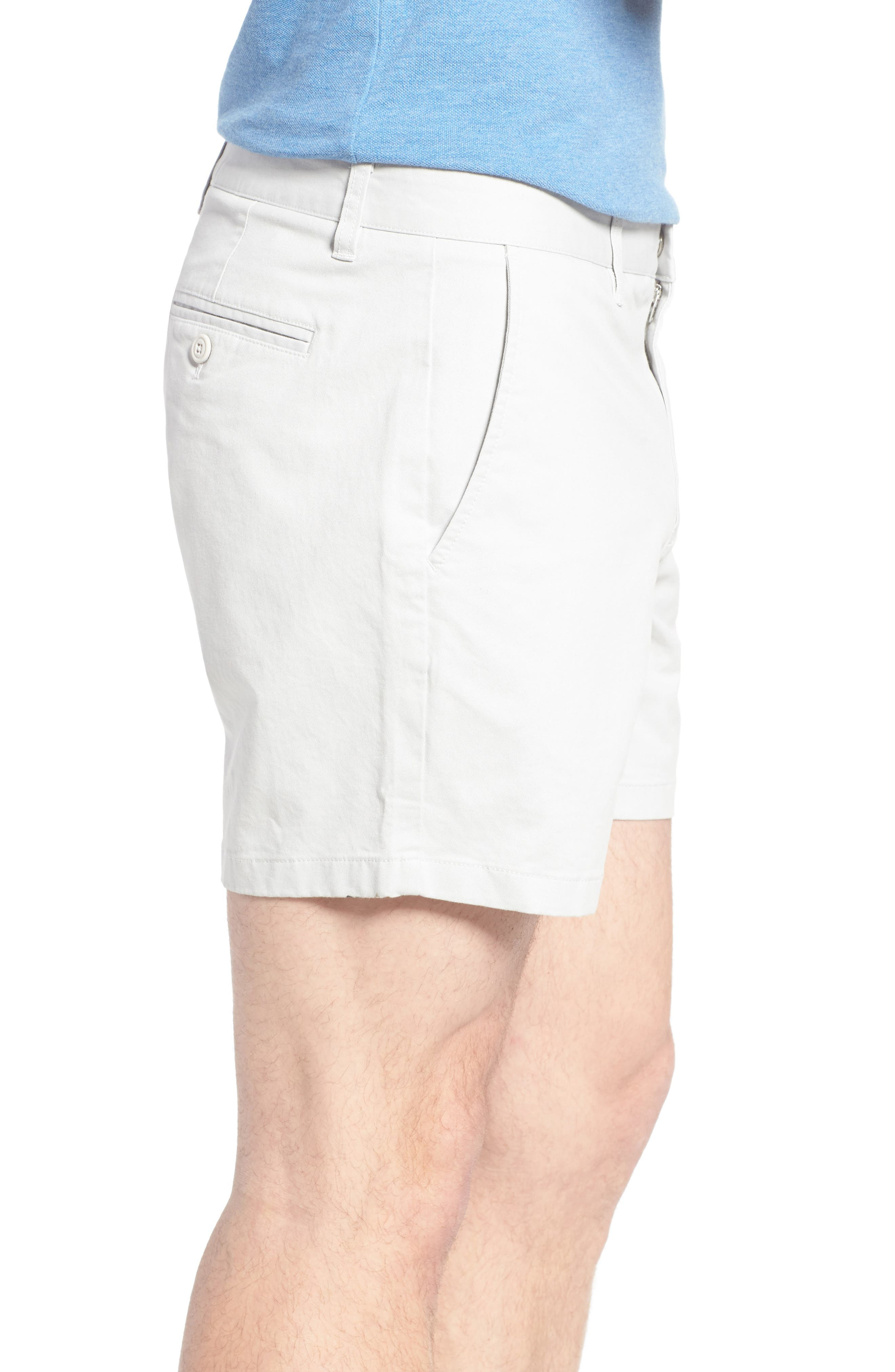 Stretch Washed Chino 5-Inch Shorts,                             Alternate thumbnail 77, color,