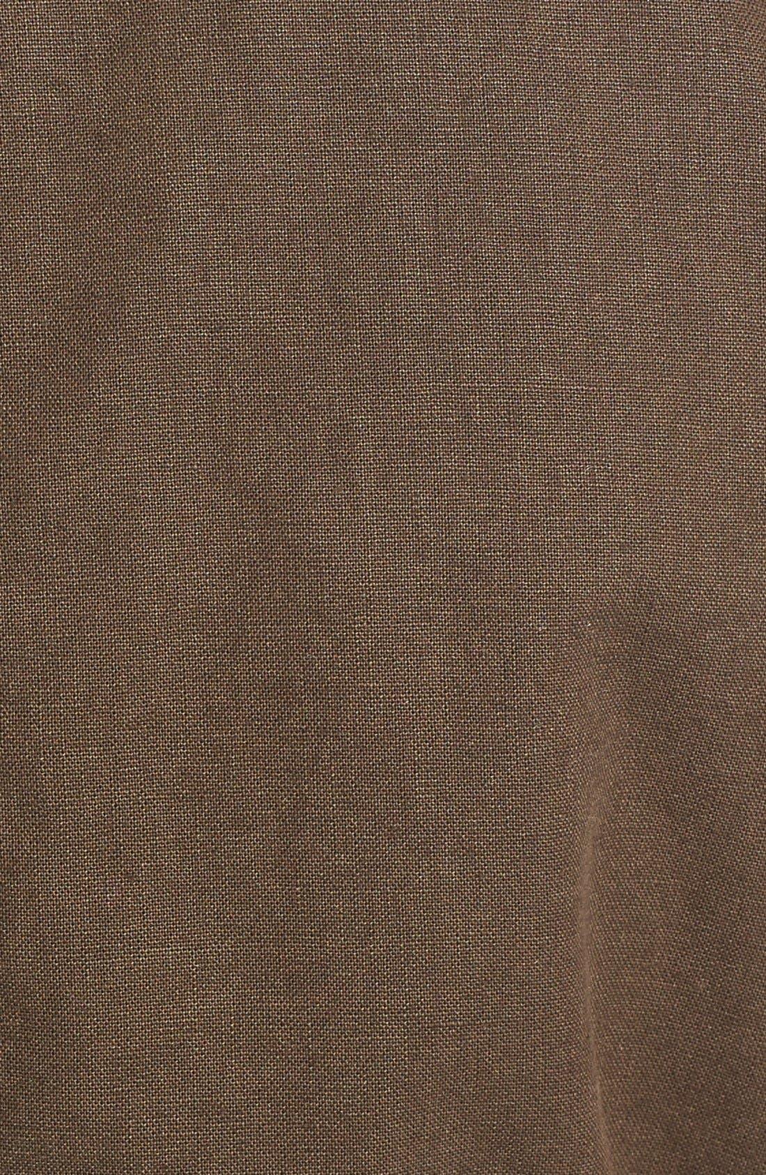 Cotton & Linen Military Vest,                             Alternate thumbnail 5, color,                             308
