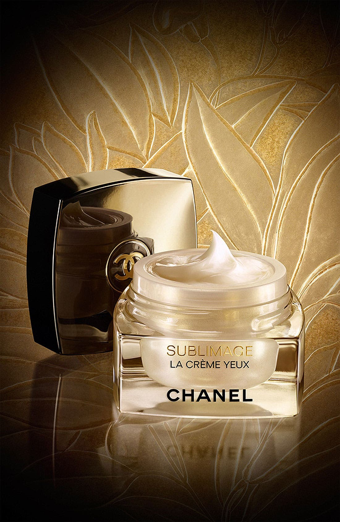 CHANEL SUBLIMAGE LA CRÈME YEUX Ultimate Regeneration Eye Cream, Main, color, 000