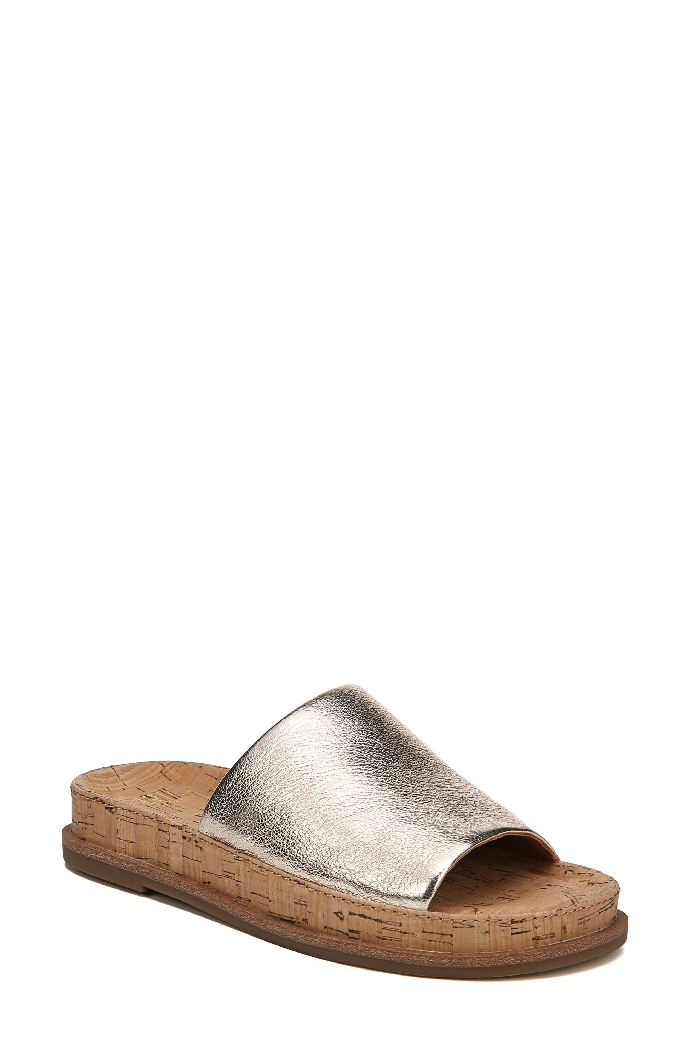 Tal Slide Sandal,                             Main thumbnail 3, color,
