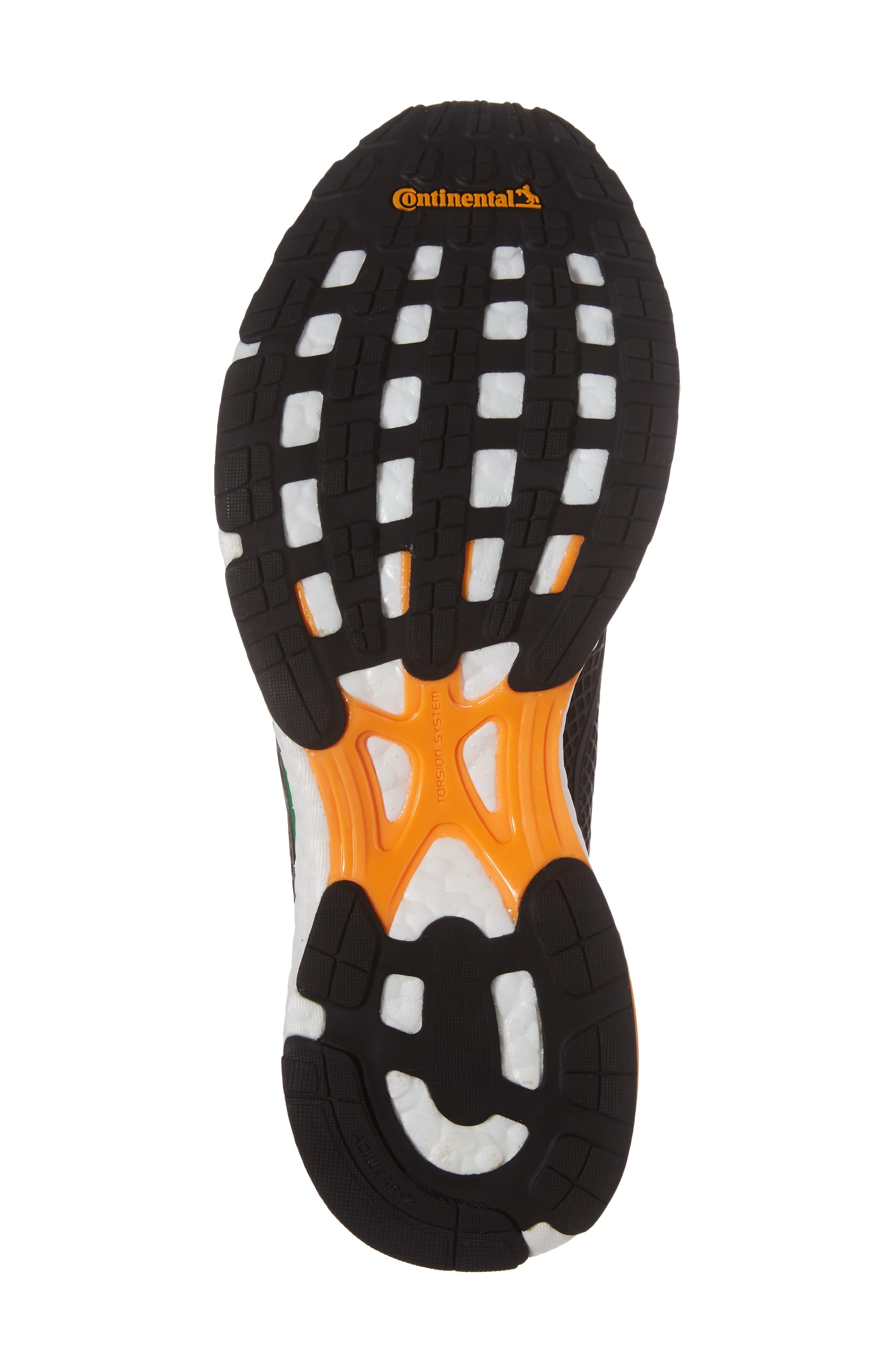 by Stella McCartney Adizero Adios Running Shoe,                             Alternate thumbnail 6, color,