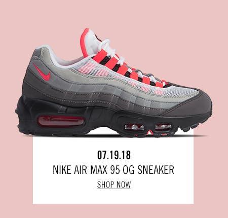 Nordstrom x Nike Air Max 95 OG Sneaker.