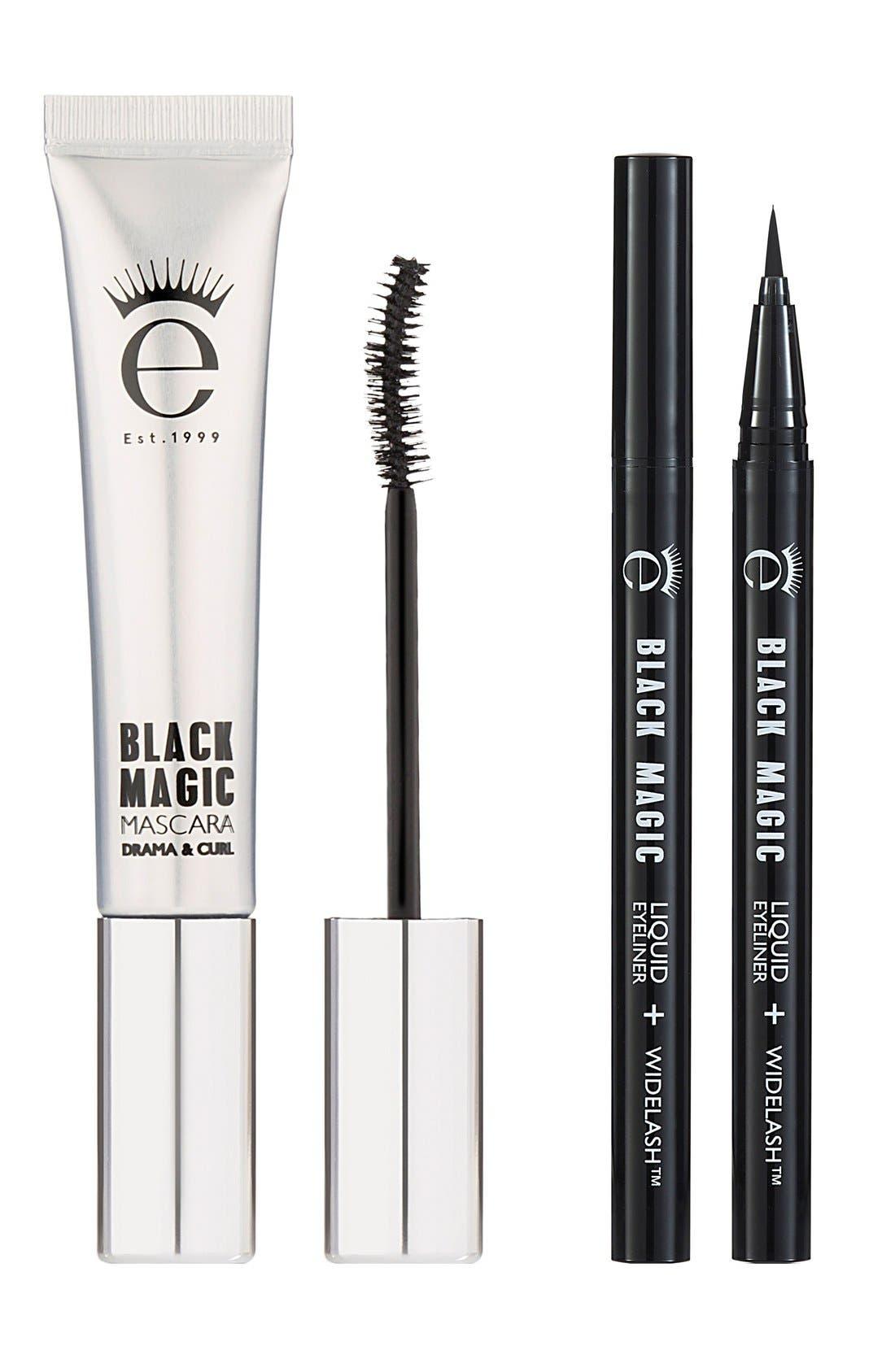 Black Magic Mascara & Liquid Eyeliner Duo,                             Main thumbnail 1, color,                             000