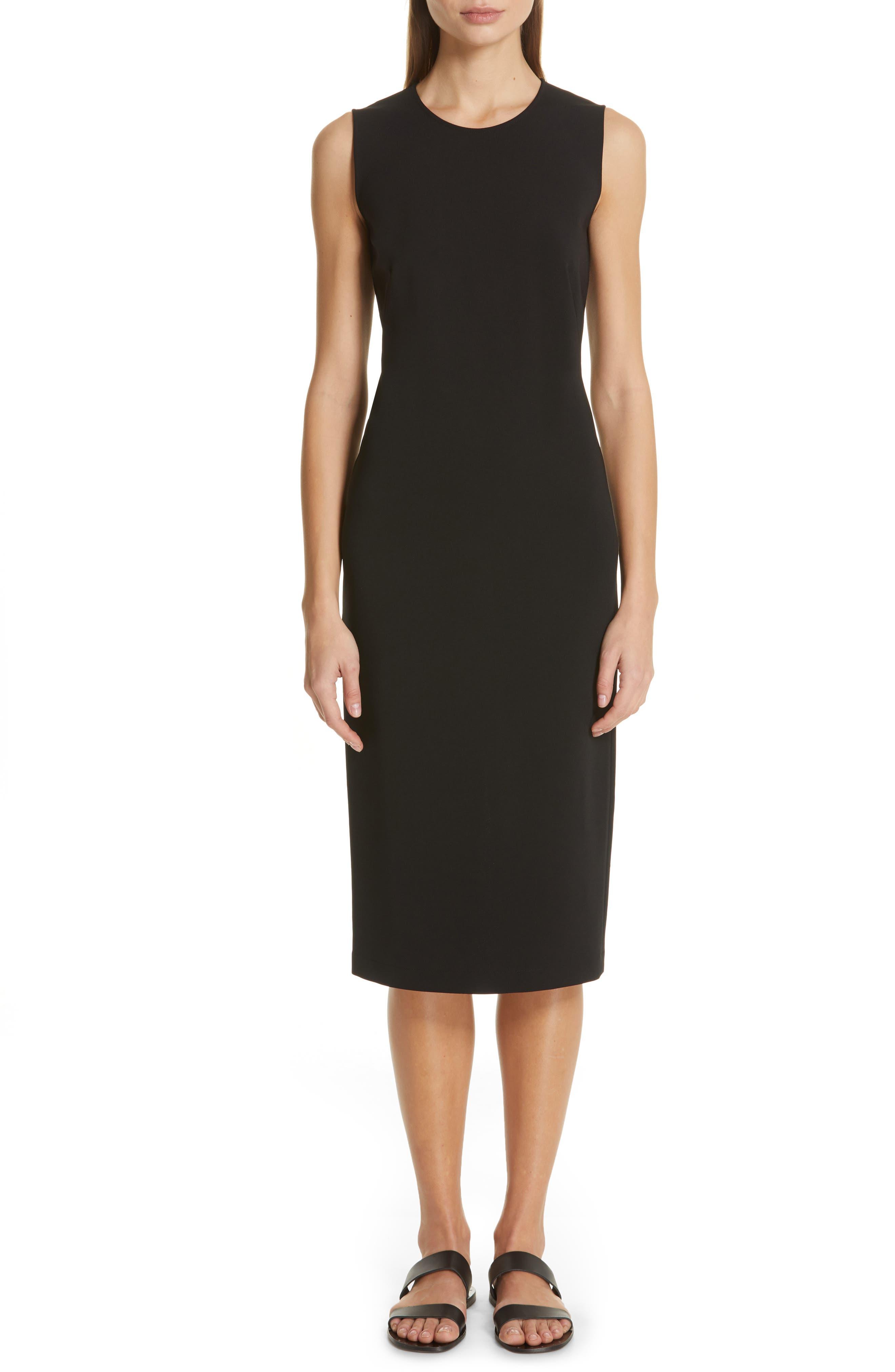 Lafayette 148 New York Noshra Dress, Black