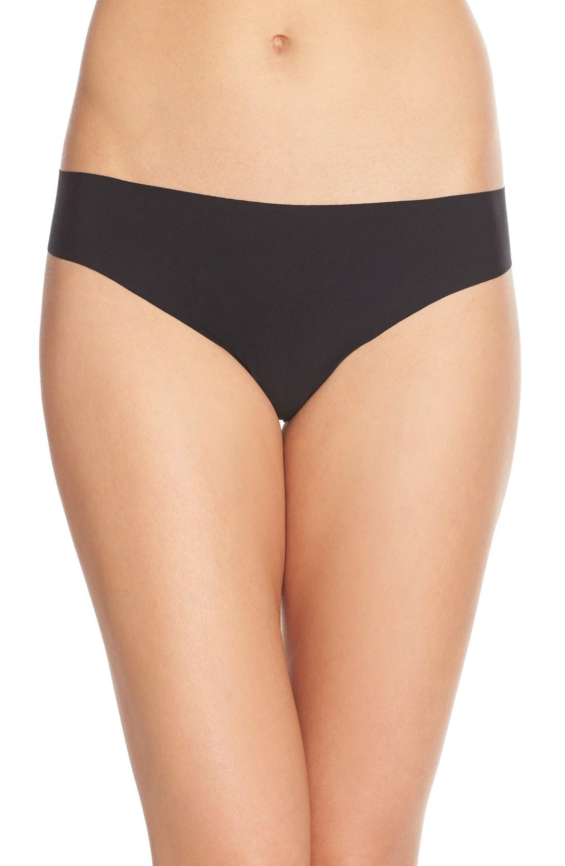 COMMANDO 'Butter' Stretch Modal Thong in Midnight