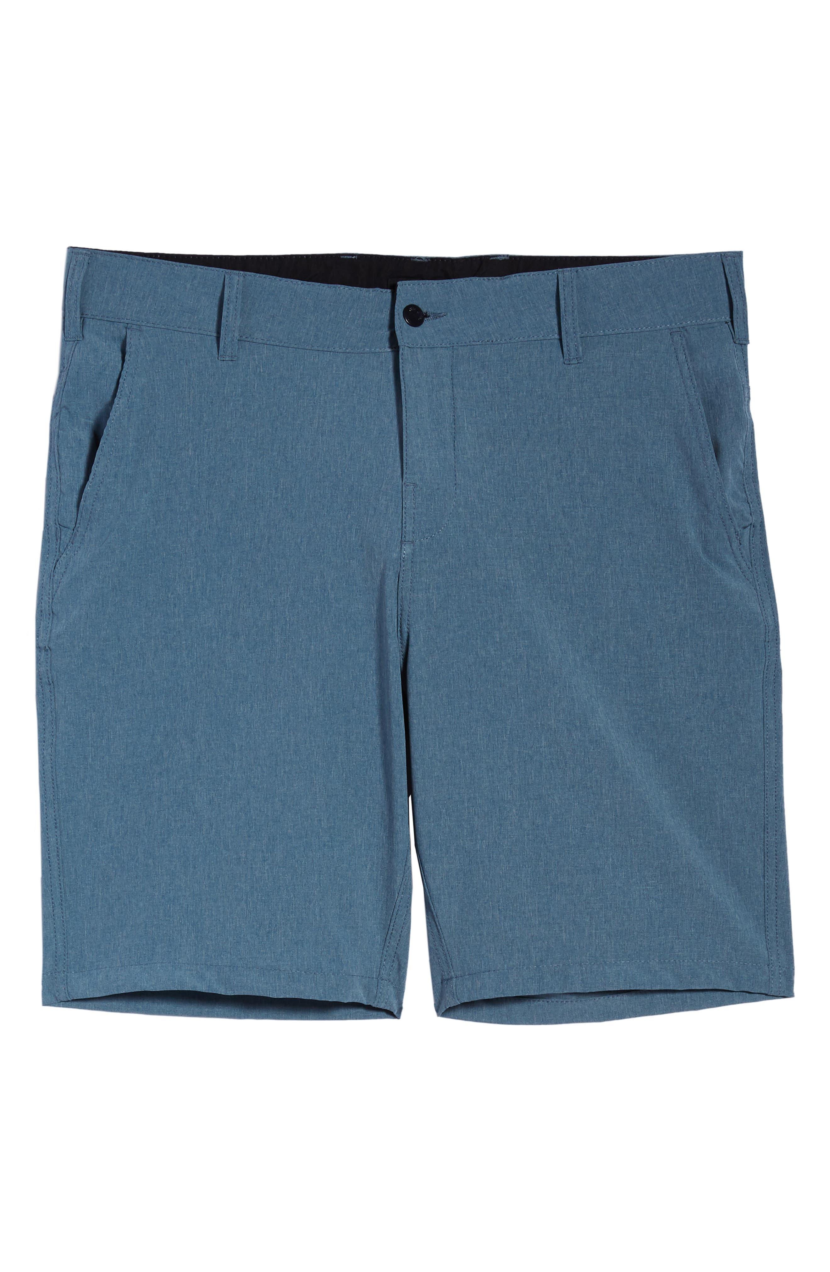Hybrid Shorts,                             Alternate thumbnail 6, color,                             MEDITERRANEAN