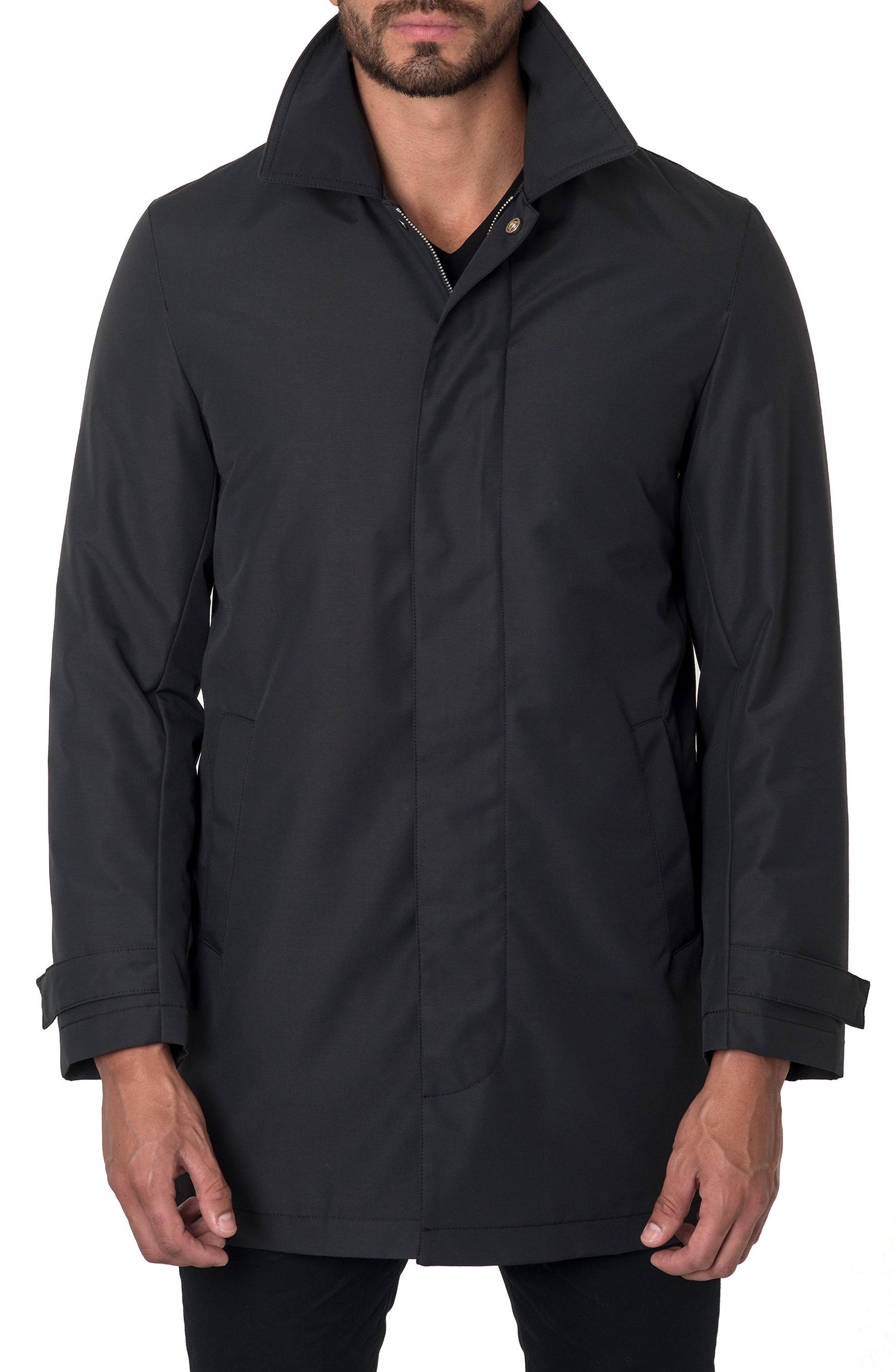 Water Repellent Jacket,                             Alternate thumbnail 2, color,                             001