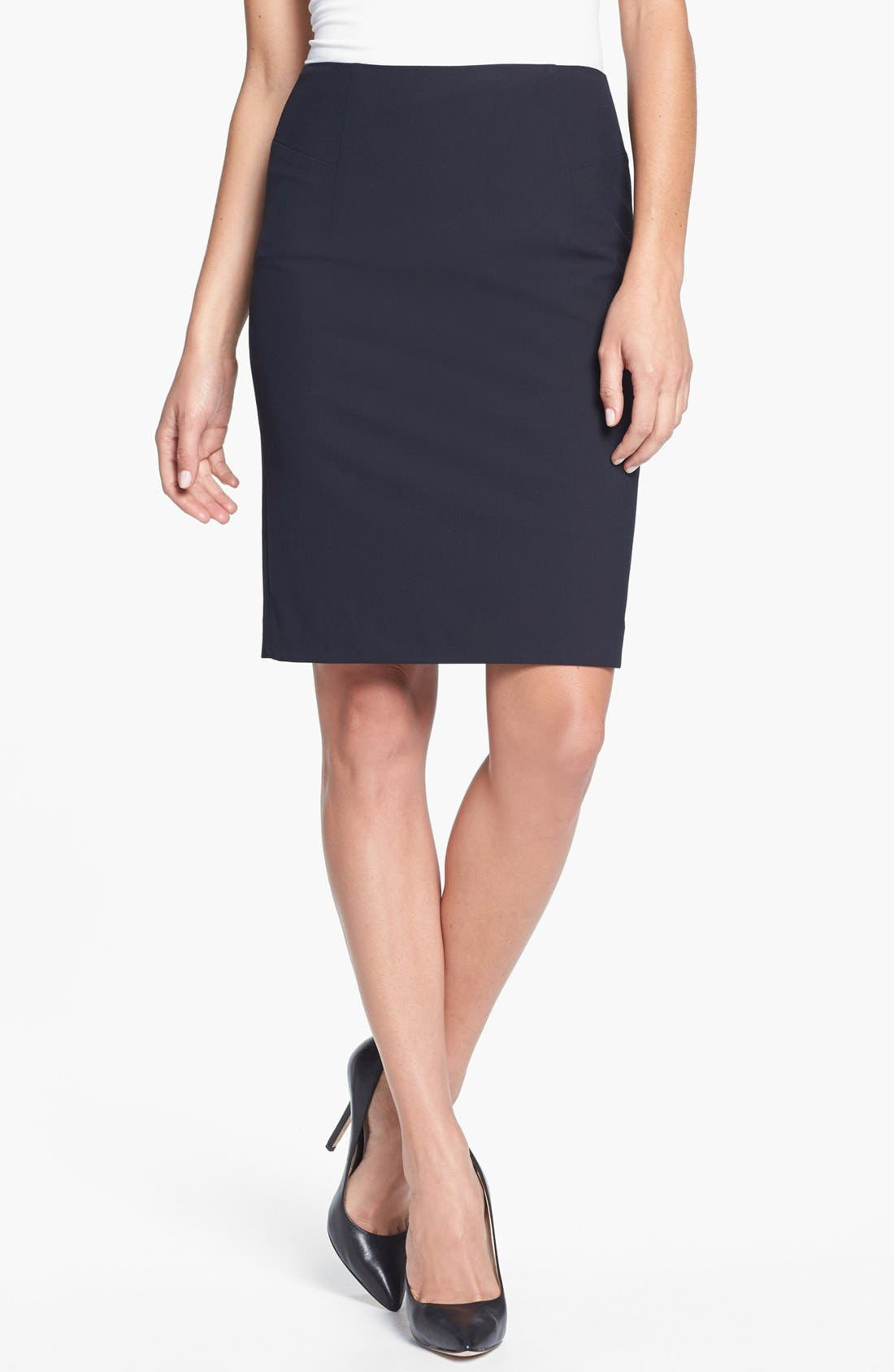 Pencil Skirt,                             Main thumbnail 4, color,