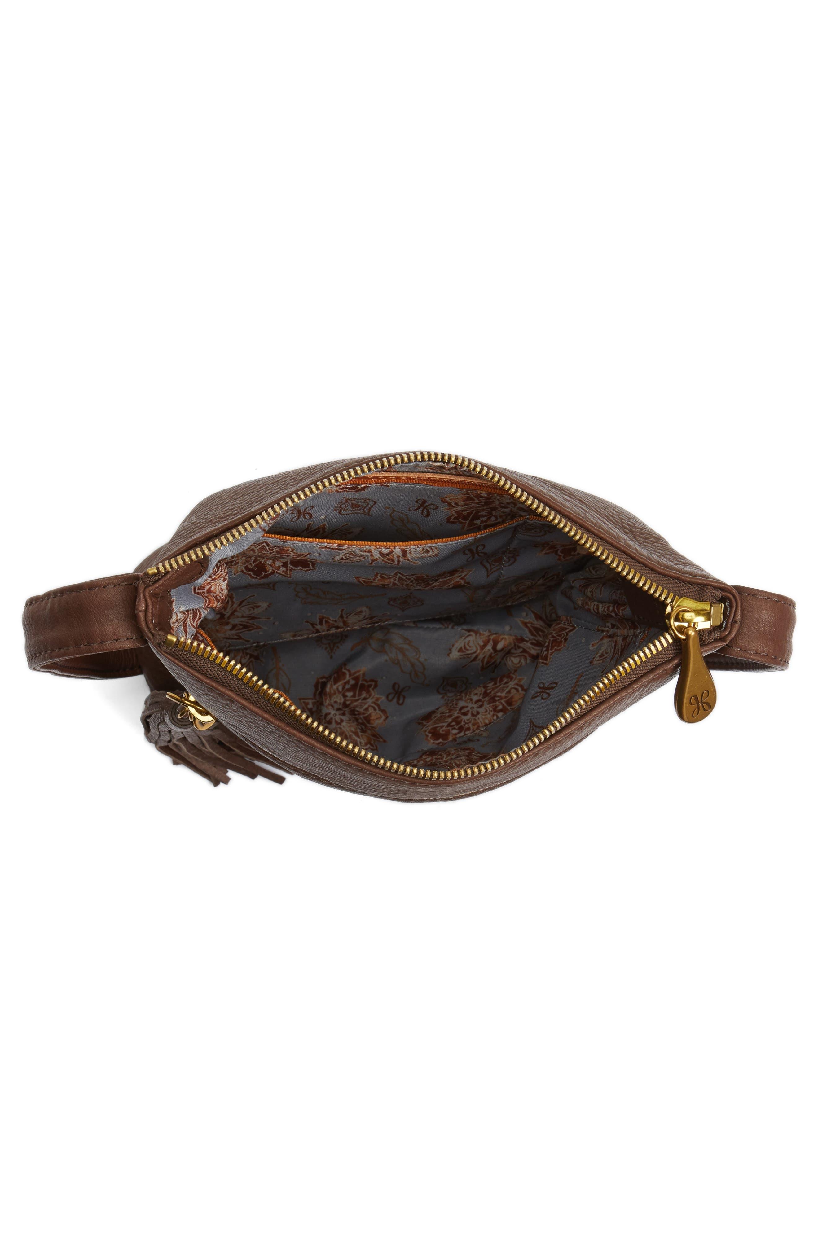 'Sarah' Leather Crossbody Bag,                             Alternate thumbnail 19, color,