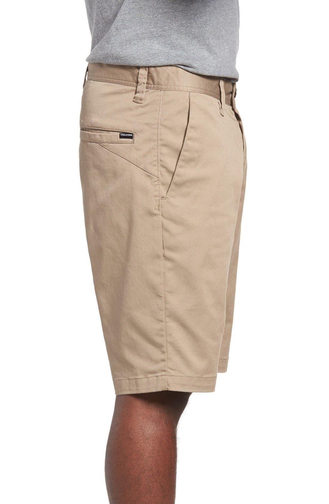 'Modern' Stretch Chino Shorts,                             Alternate thumbnail 60, color,