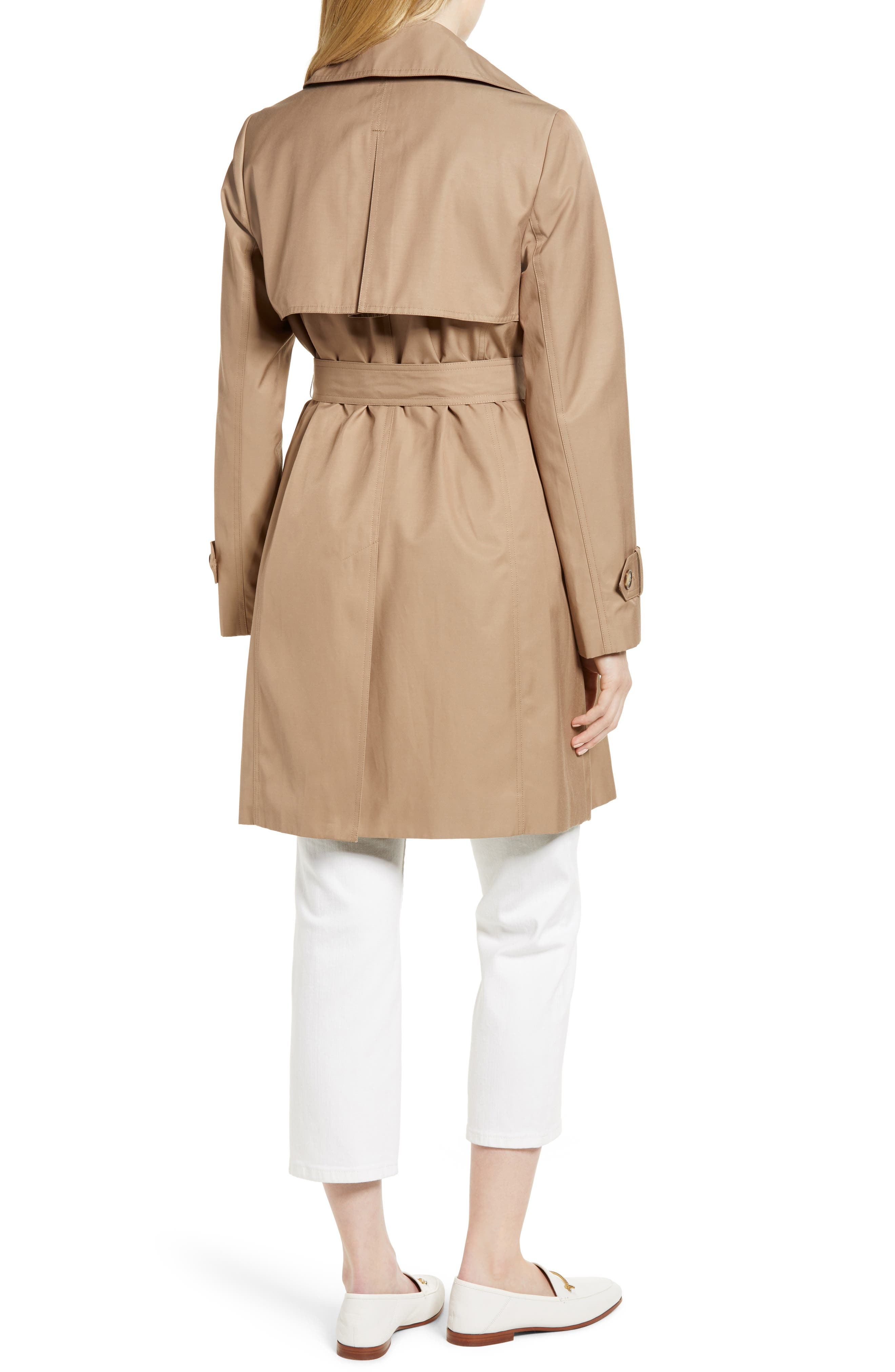 Midi Trench Coat,                             Alternate thumbnail 2, color,                             299