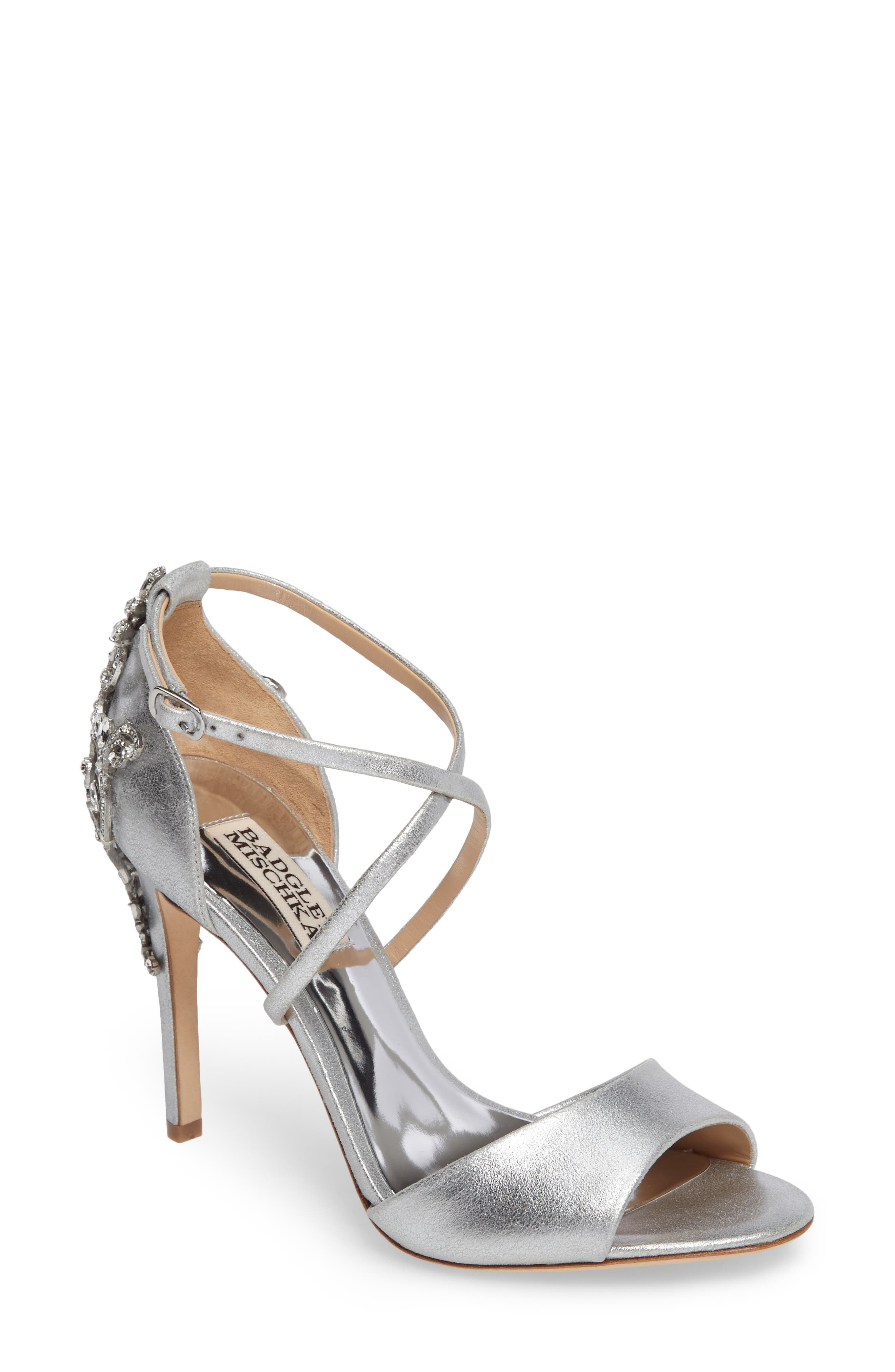 Karmen Crystal Back Sandal,                         Main,                         color,