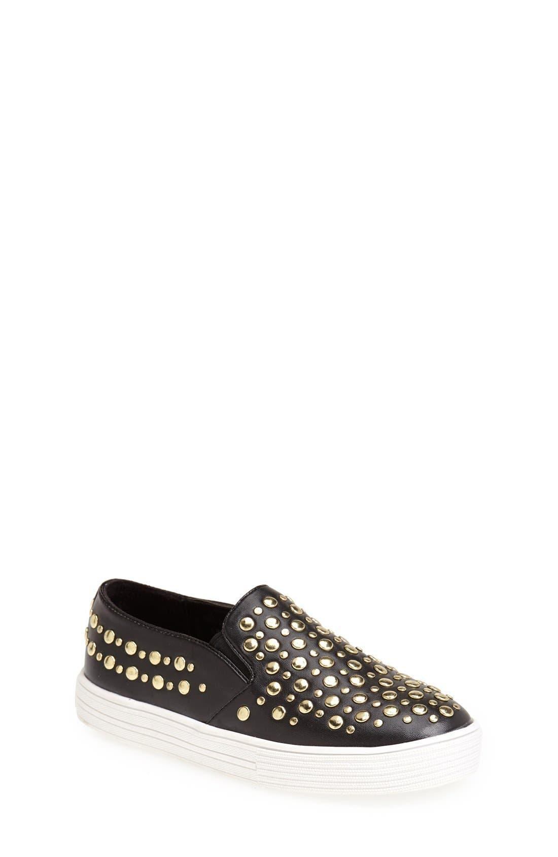 'Ivy Jade' Slip-On Sneaker, Main, color, 001