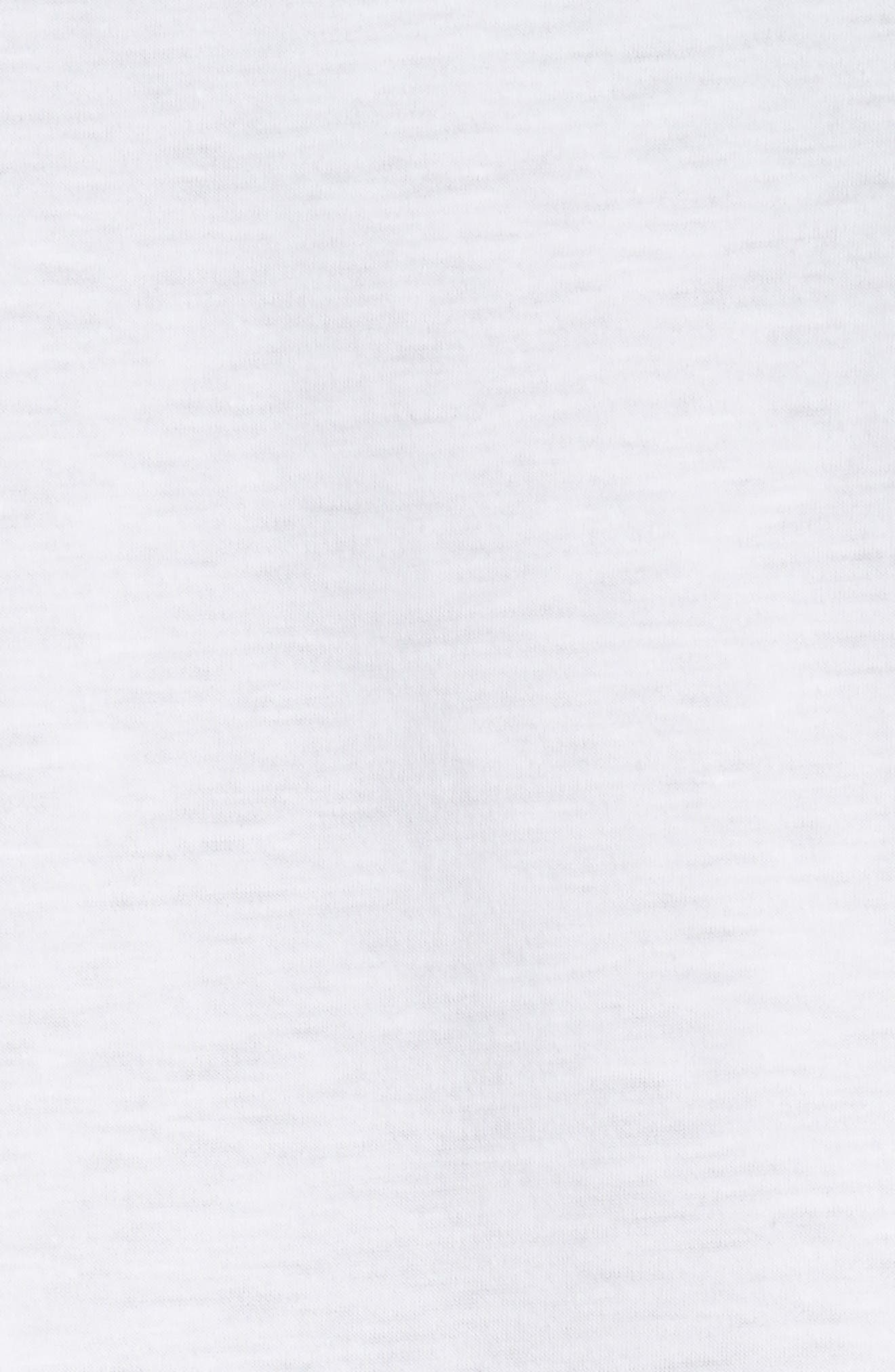 Elvis Mug Shot Graphic T-Shirt,                             Alternate thumbnail 5, color,