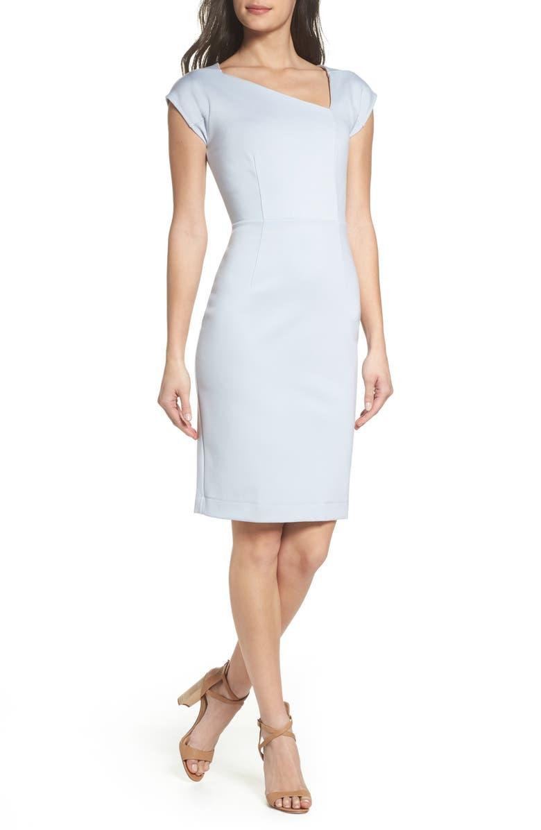 French Connection  LULA SHEATH DRESS