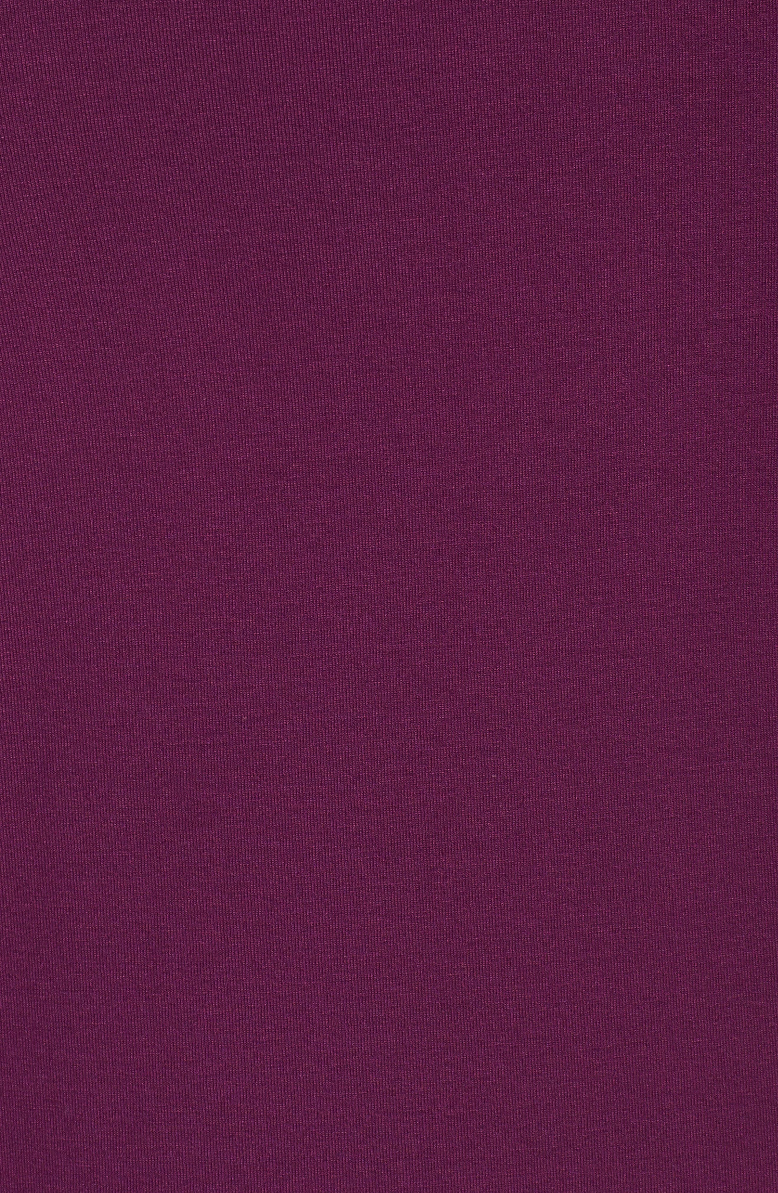 Stretch Jersey Shift Dress,                             Alternate thumbnail 13, color,