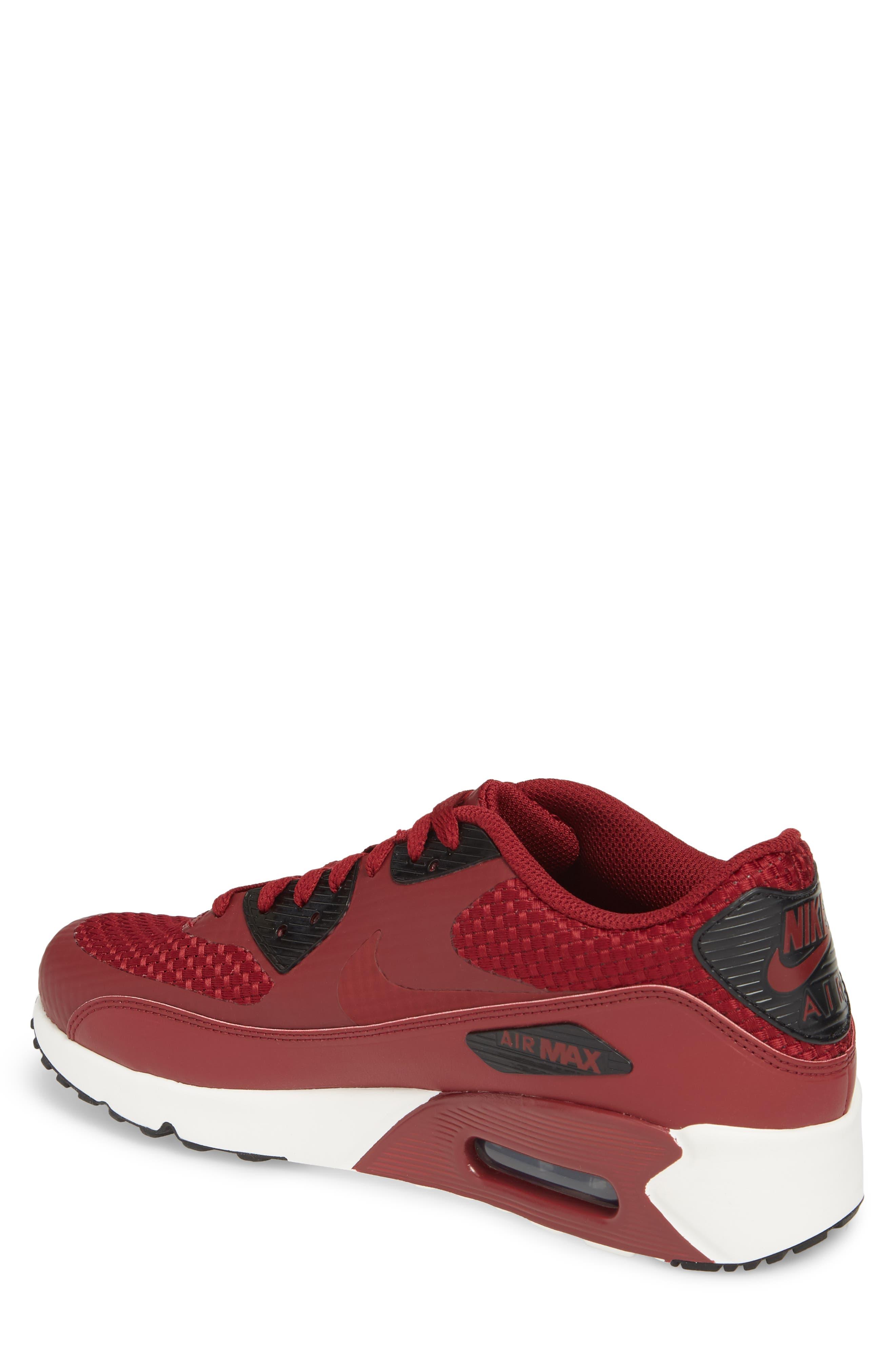 Air Max 90 Ultra 2.0 SE Sneaker,                             Alternate thumbnail 9, color,