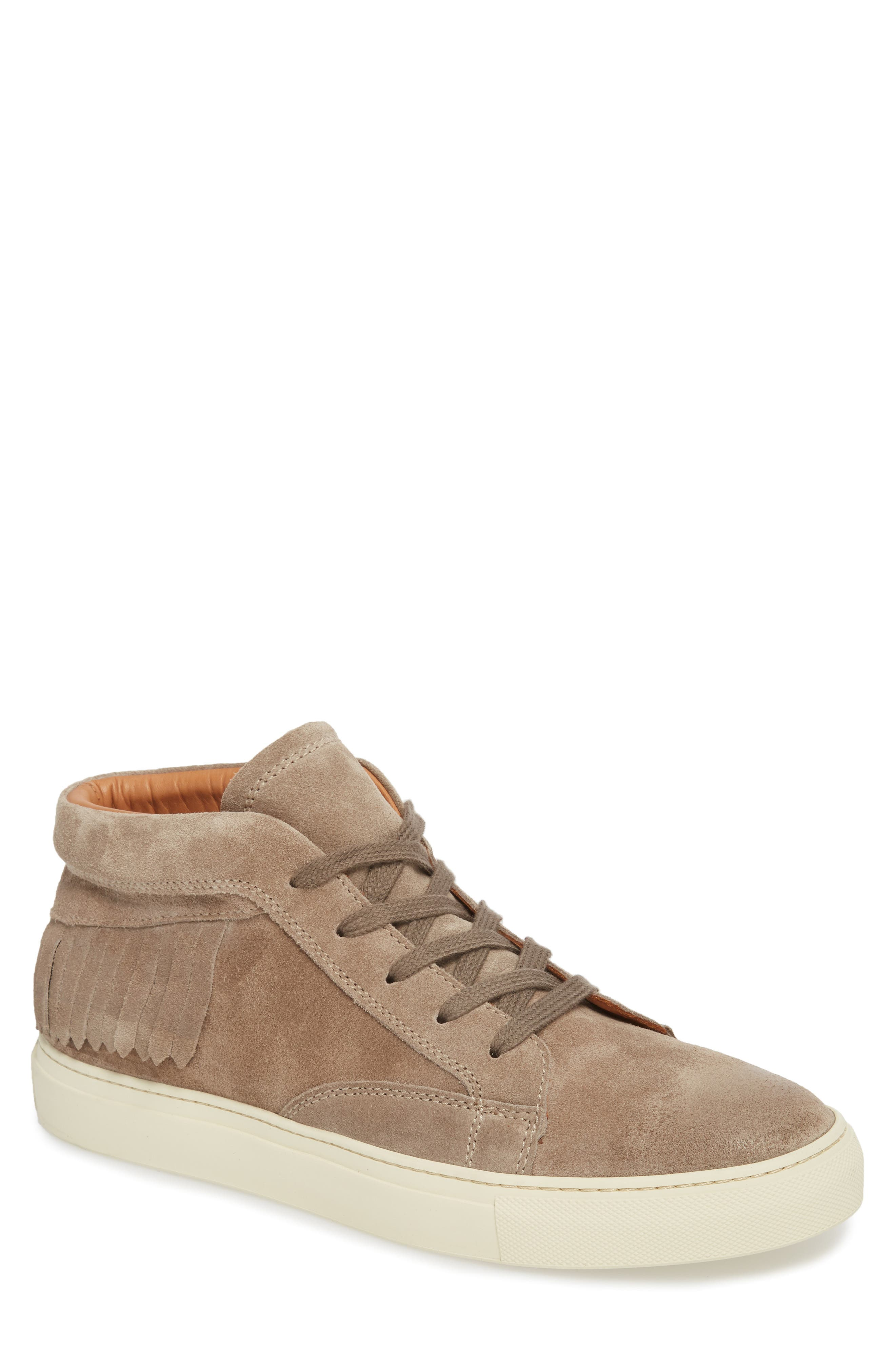 Reed Fringe Sneaker,                         Main,                         color, 259