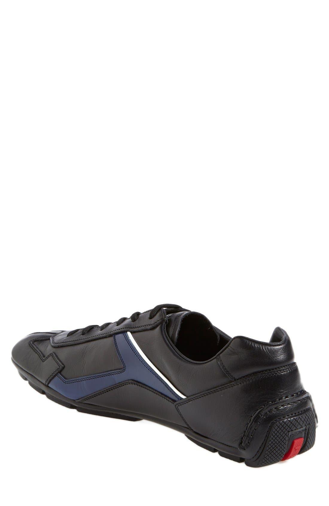 'Monte Carlo' Sneaker,                             Alternate thumbnail 4, color,                             001