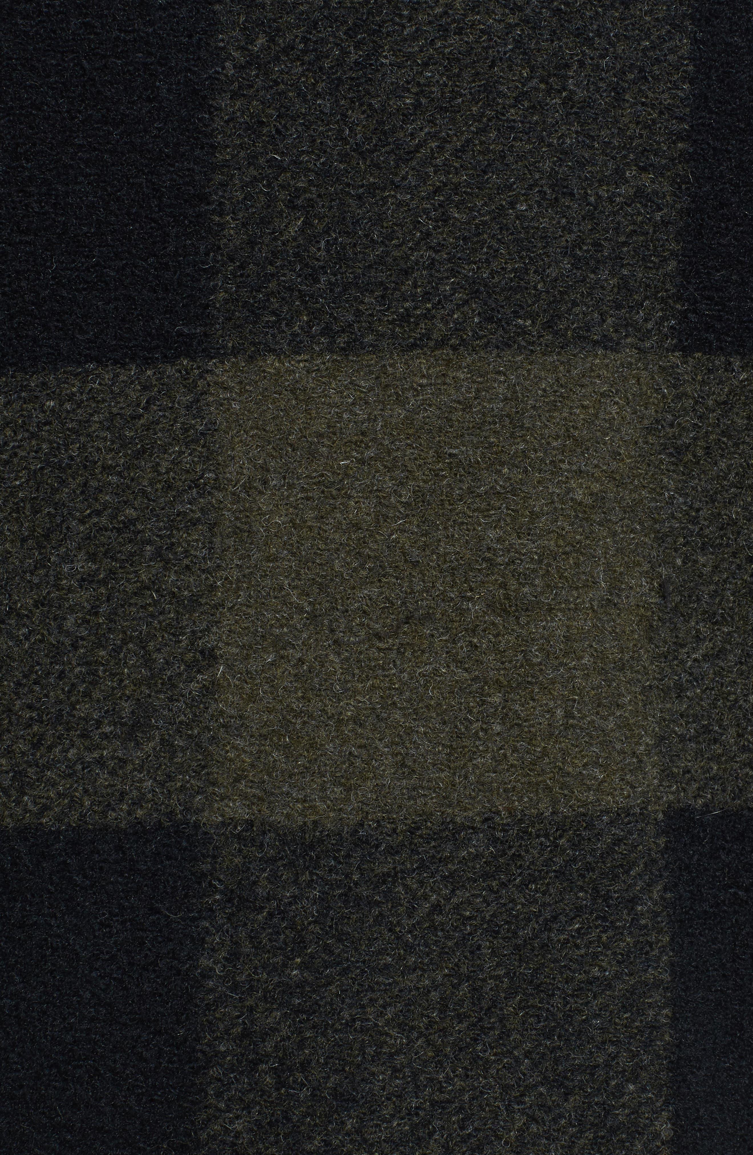 Paul Bunyan Plaid Wool Blend Barn Coat,                             Alternate thumbnail 6, color,                             342