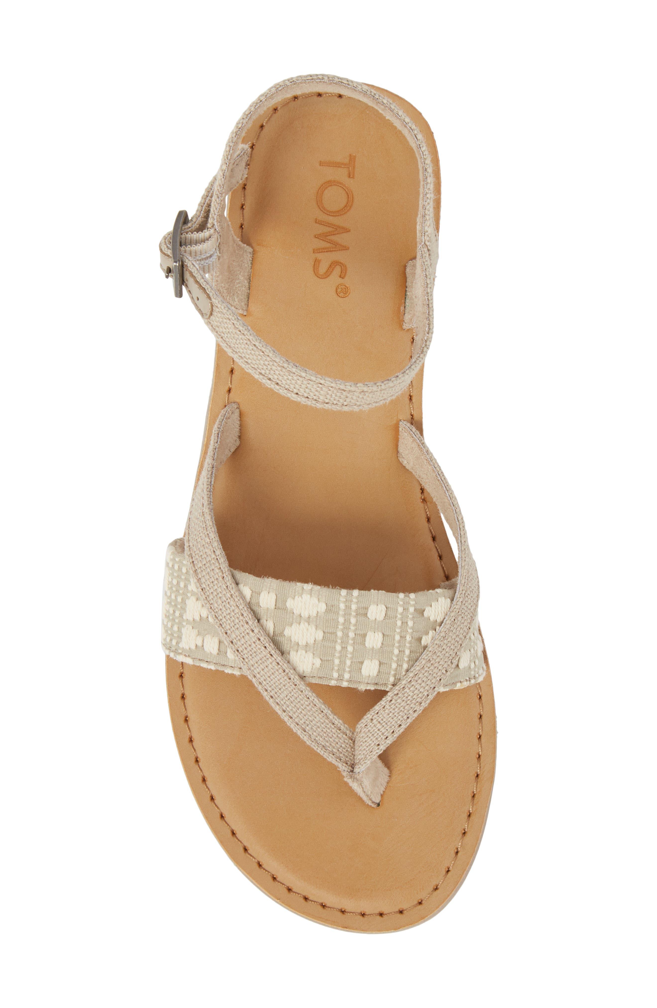 'Lexie' Sandal,                             Alternate thumbnail 58, color,