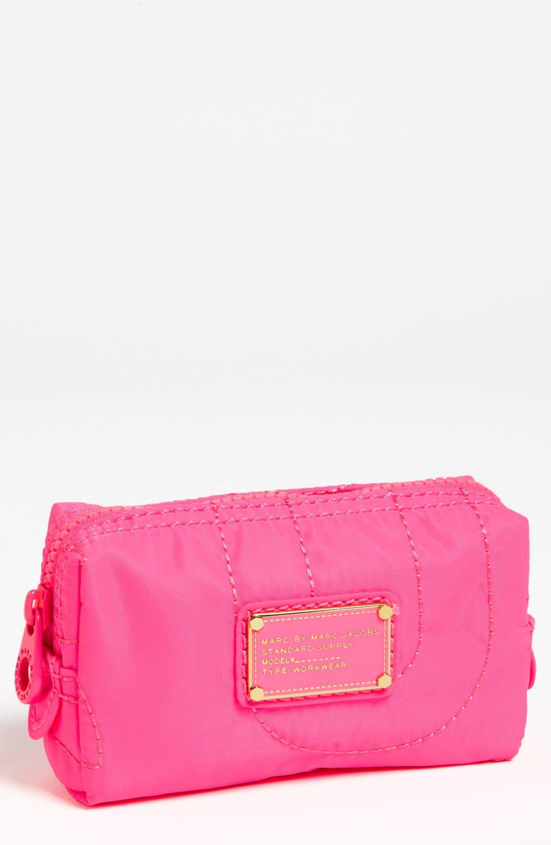 MARC BY MARC JACOBS 'Pretty Nylon' Cosmetics Case,                             Main thumbnail 1, color,                             676