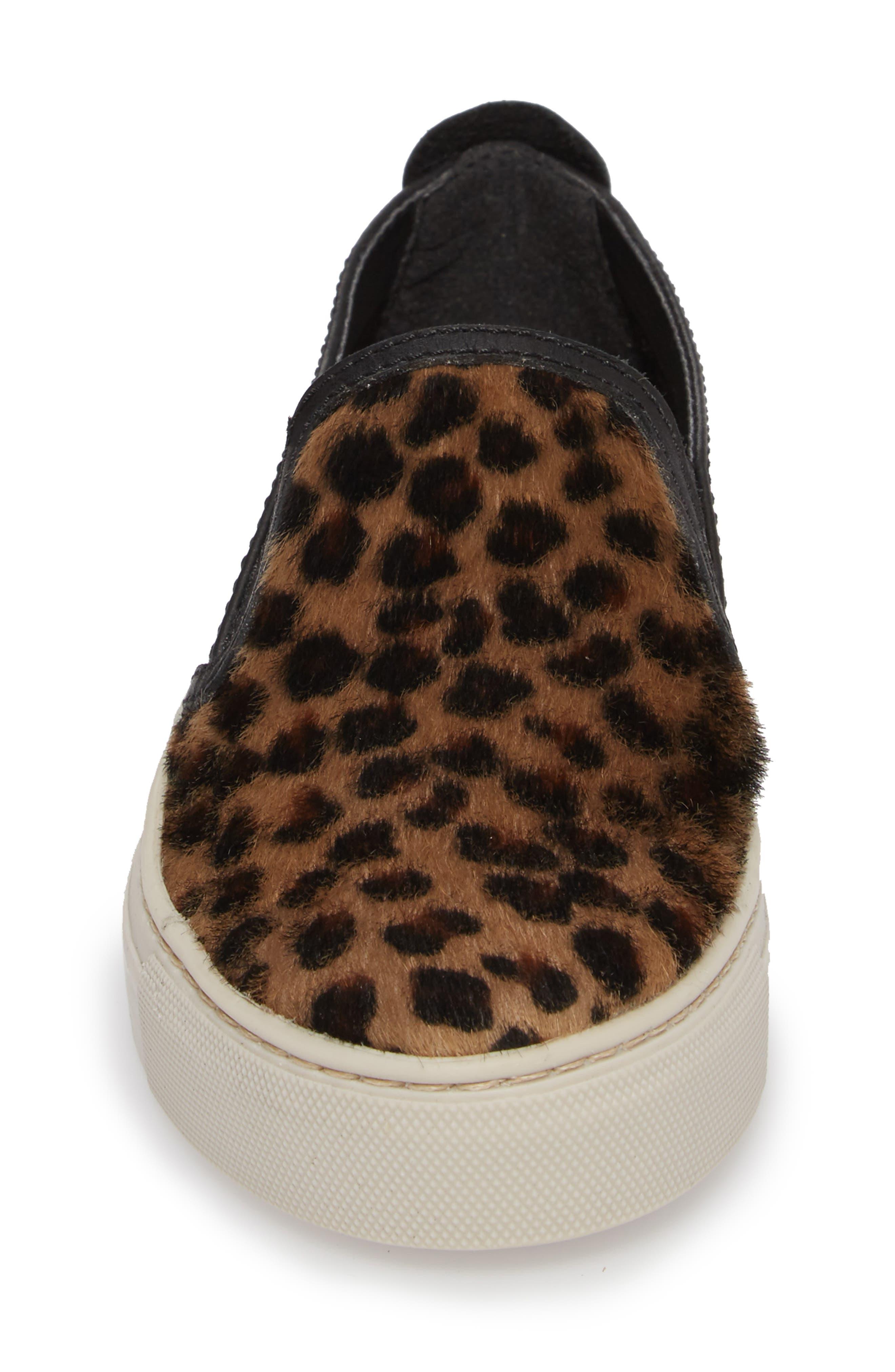 Sneak About Slip-On Sneaker,                             Alternate thumbnail 4, color,                             001