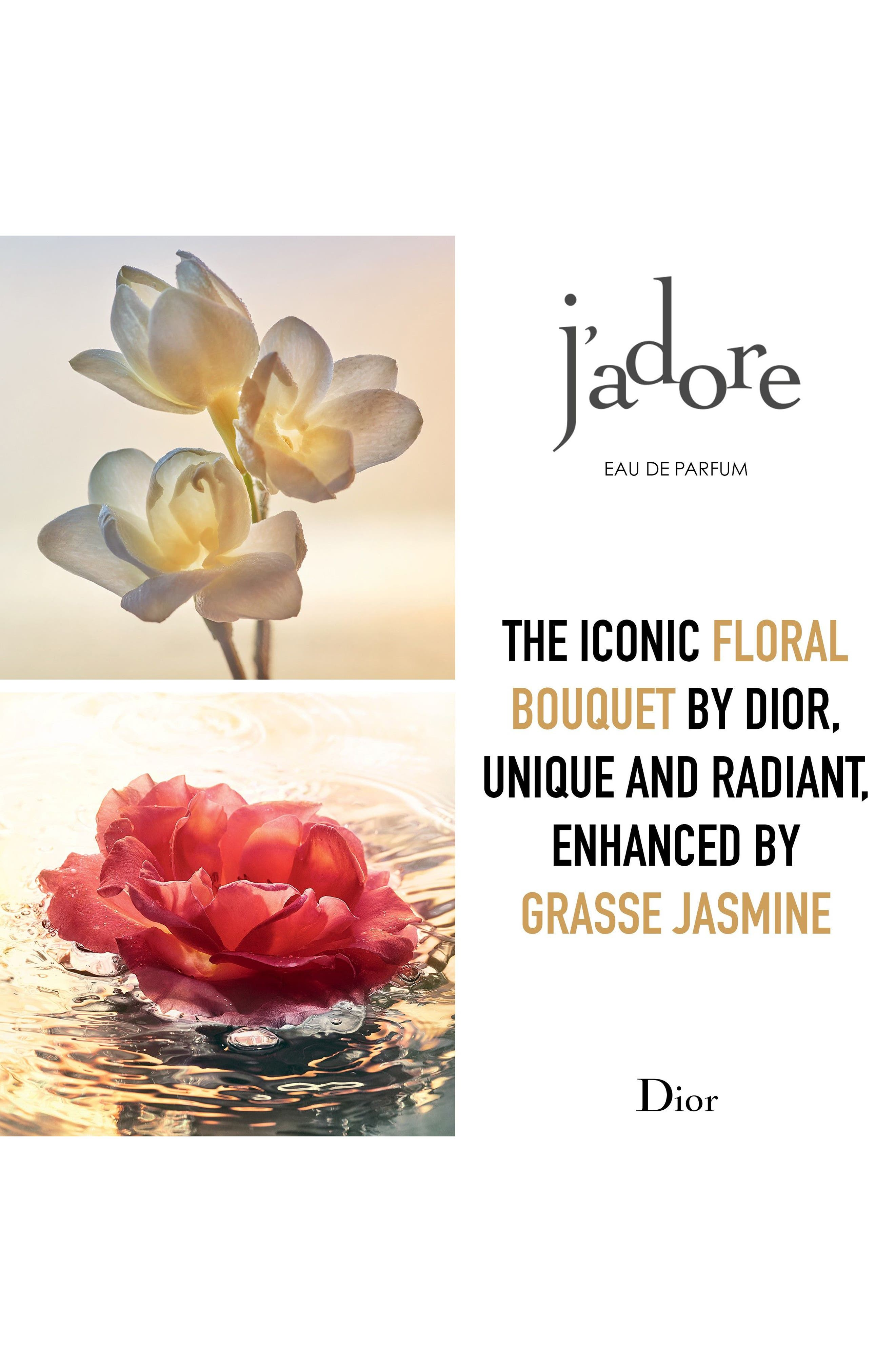 J'adore Eau de Parfum,                             Alternate thumbnail 2, color,                             NO COLOR